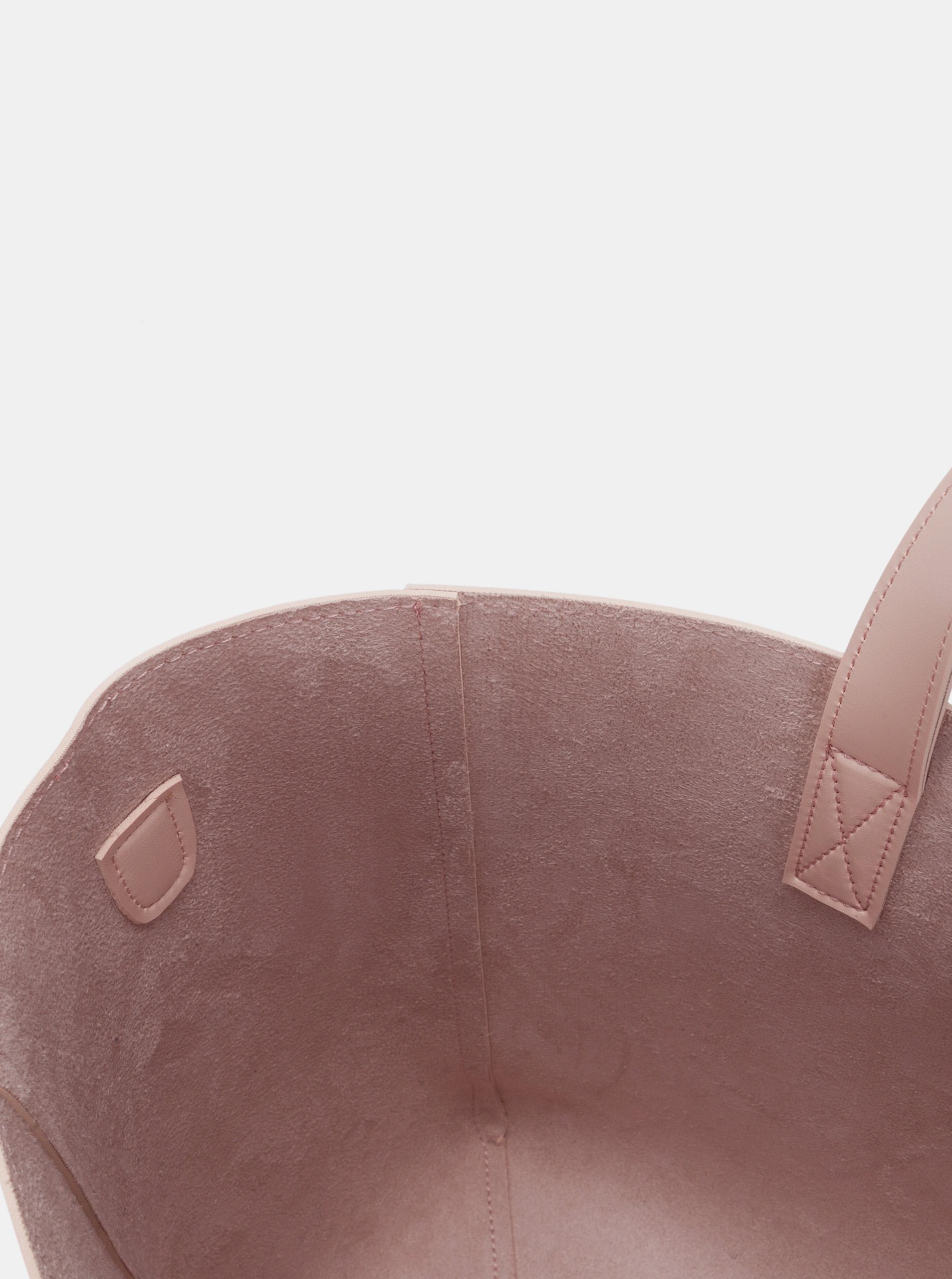 Claudia Canova розова дамска чанта