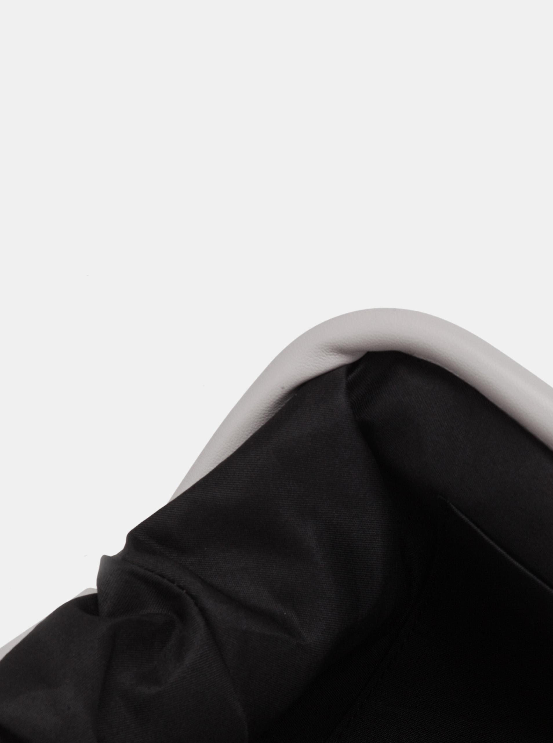 Claudia Canova сива crossbody дамска чанта