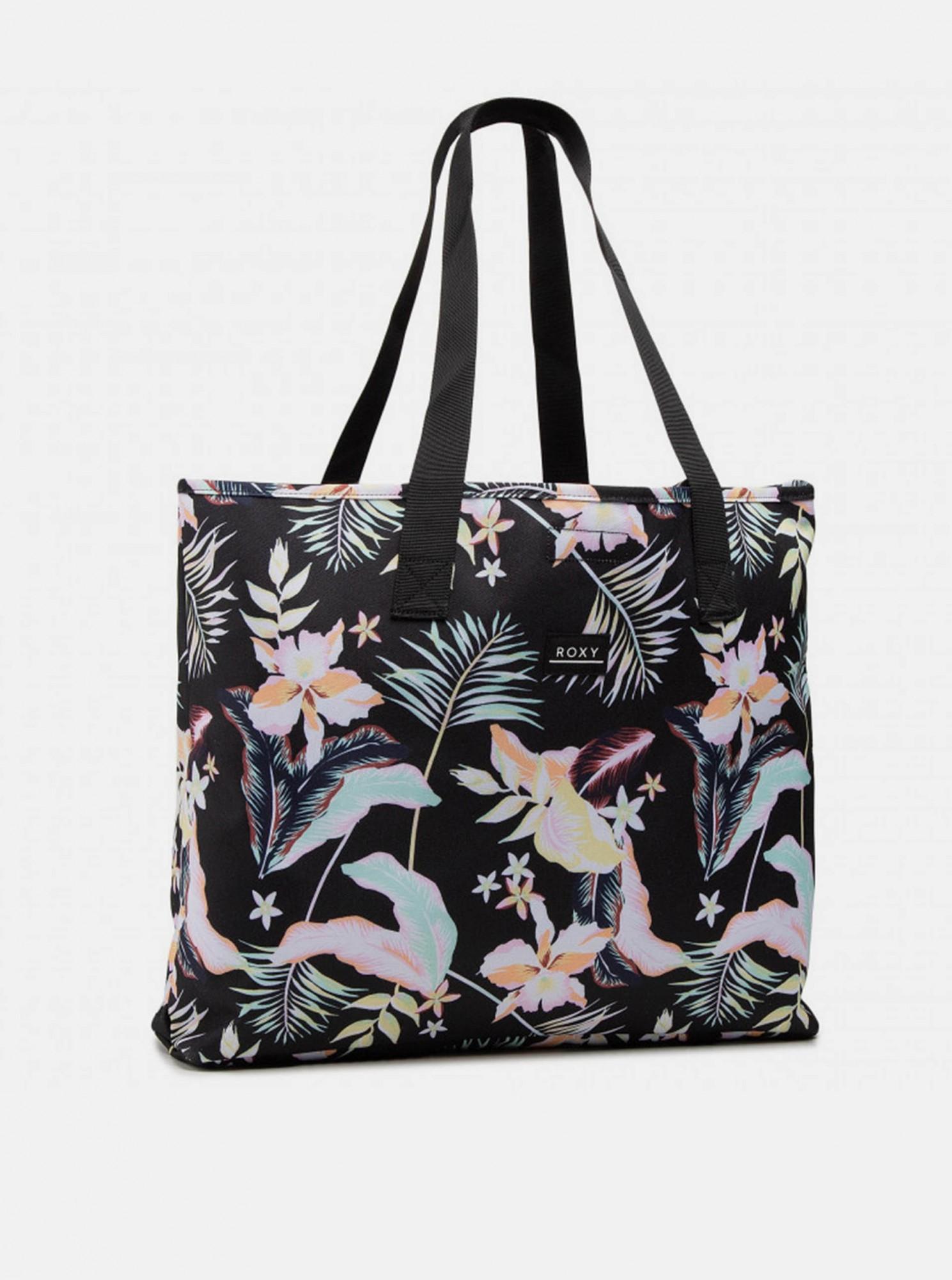 Roxy черна Плажна чанта