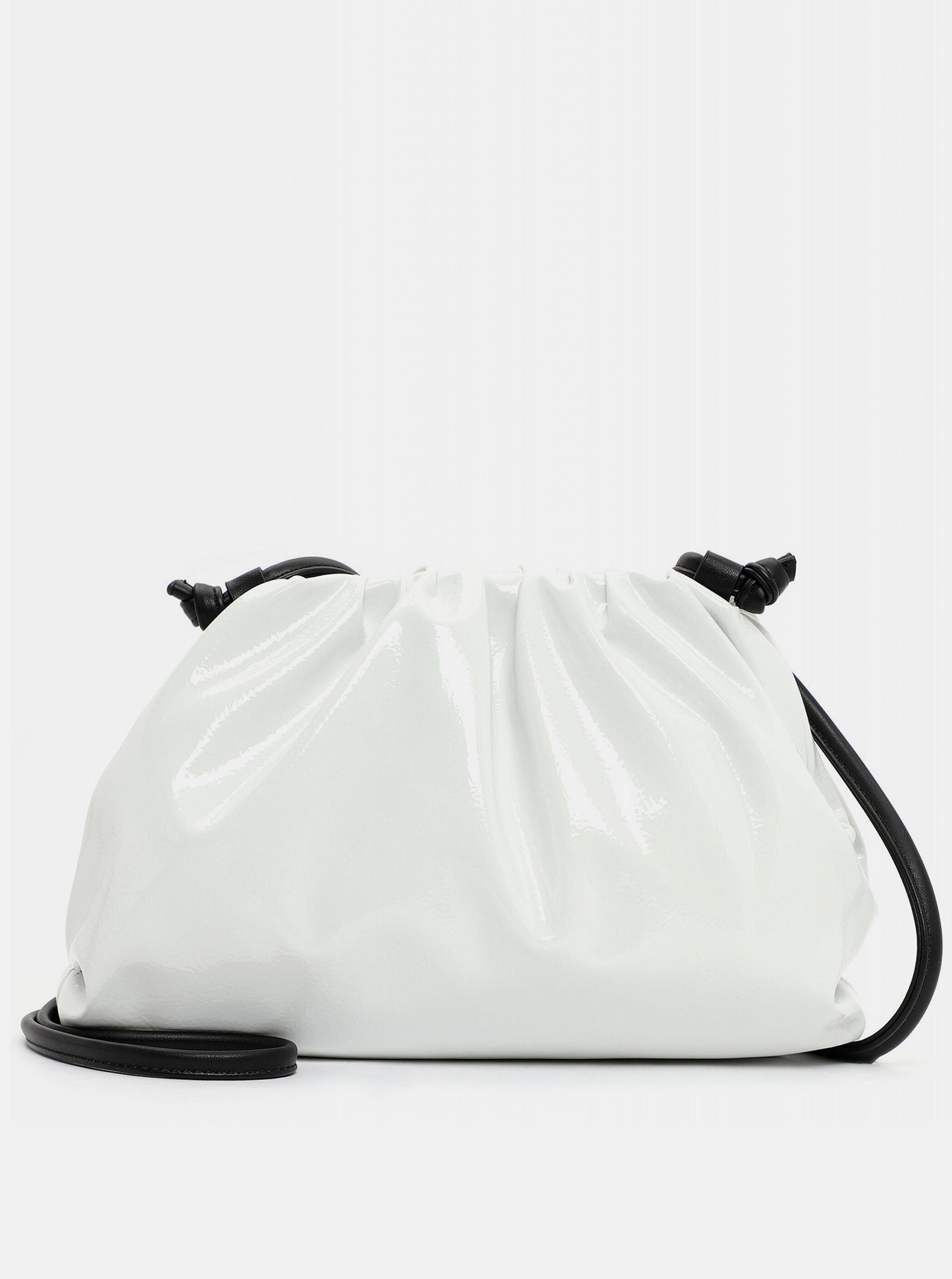 Tamaris бяла crossbody малка дамска чанта