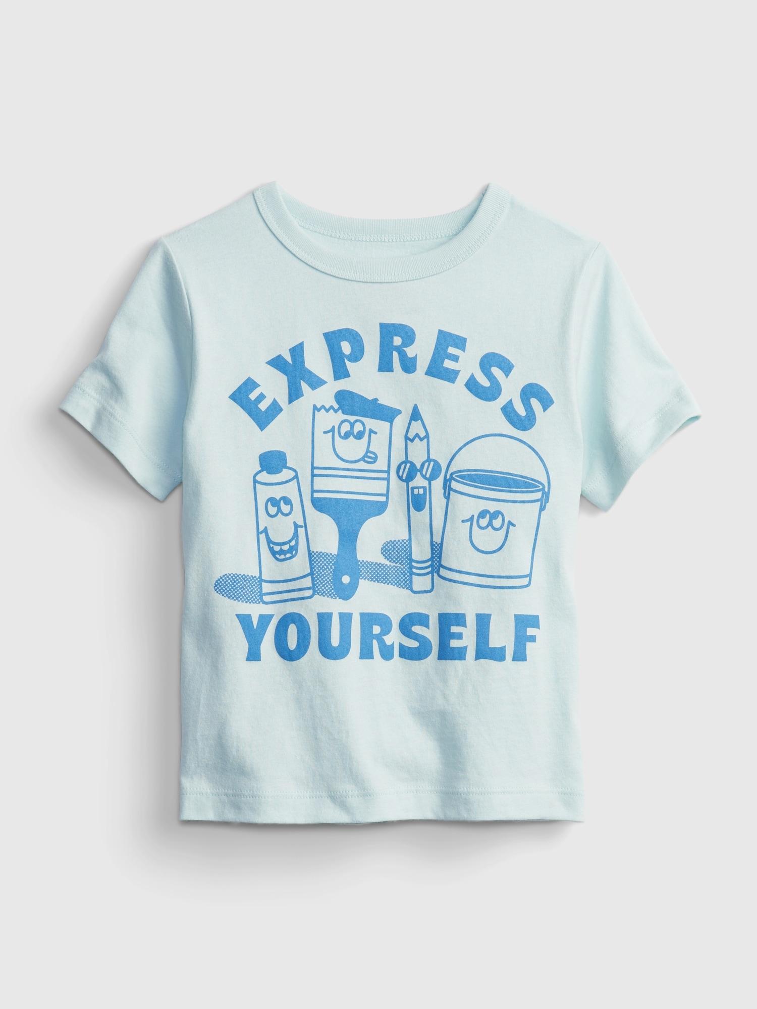 GAP Тениска детски Sin