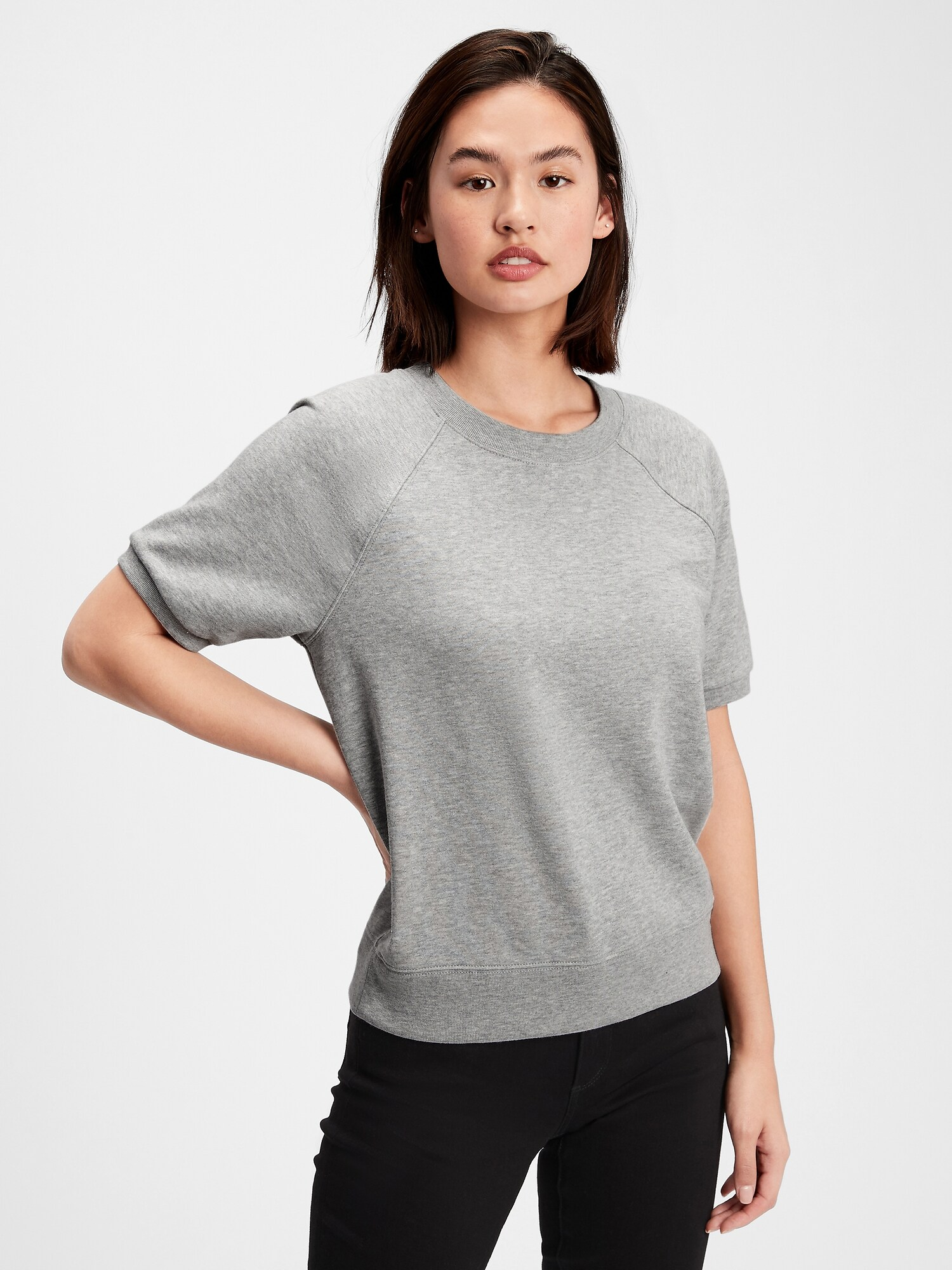 GAP сива риза Fleece