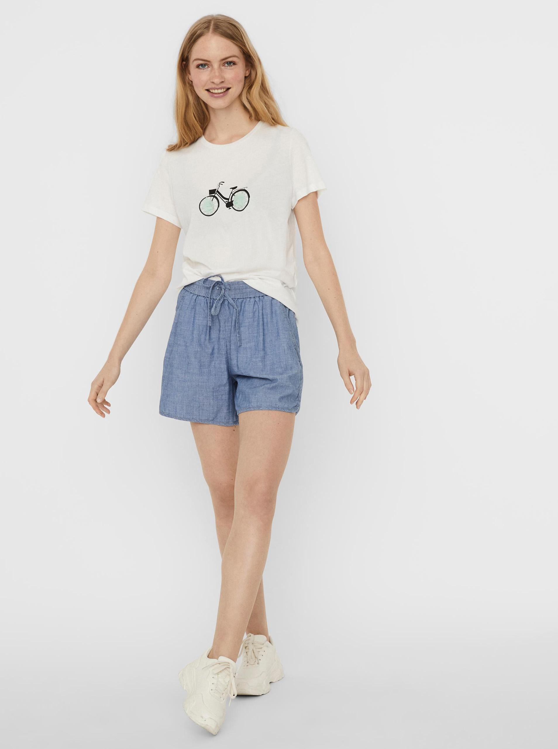 Vero Moda бяла риза Donna