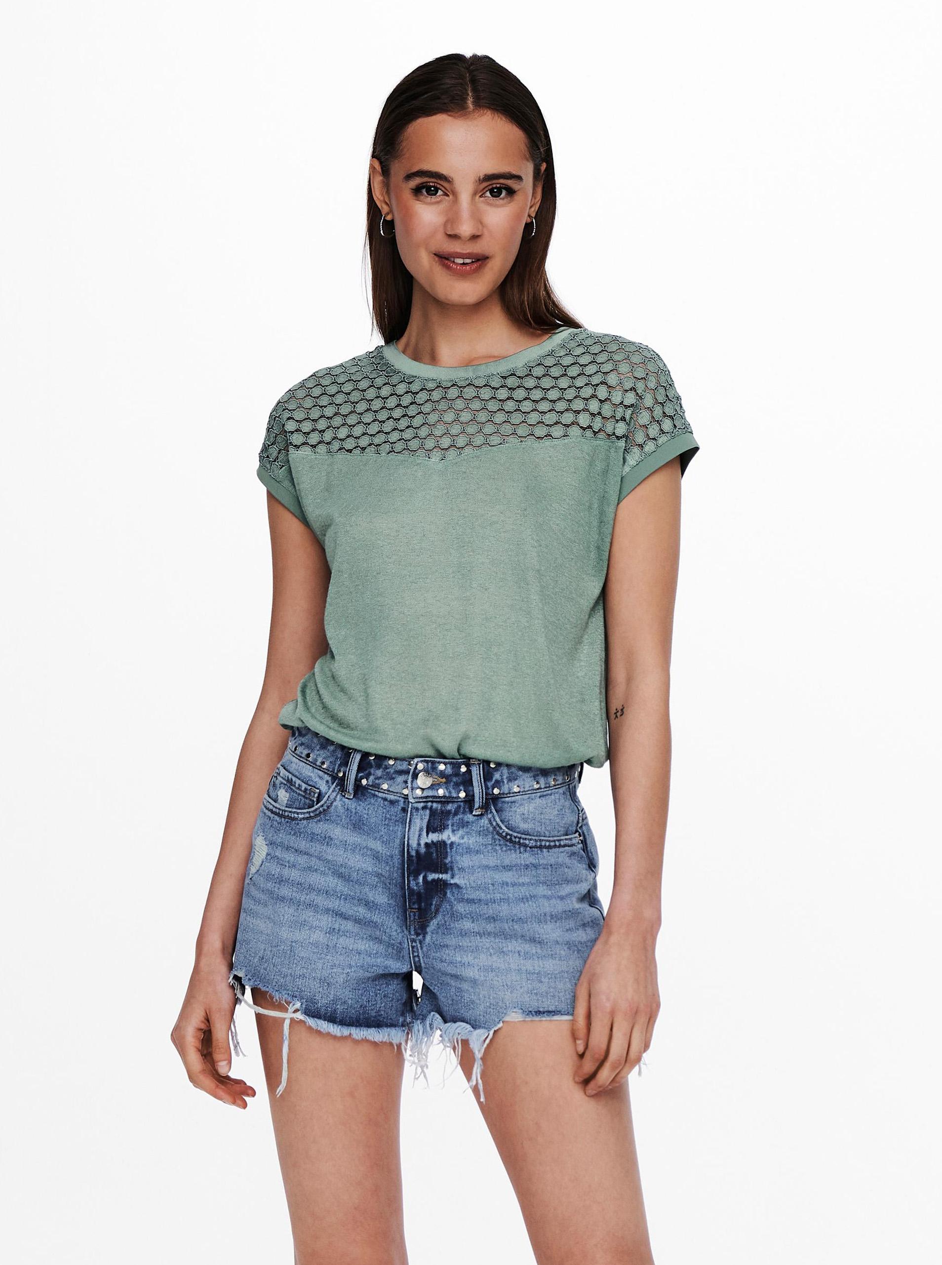 Only зелена риза New Ria