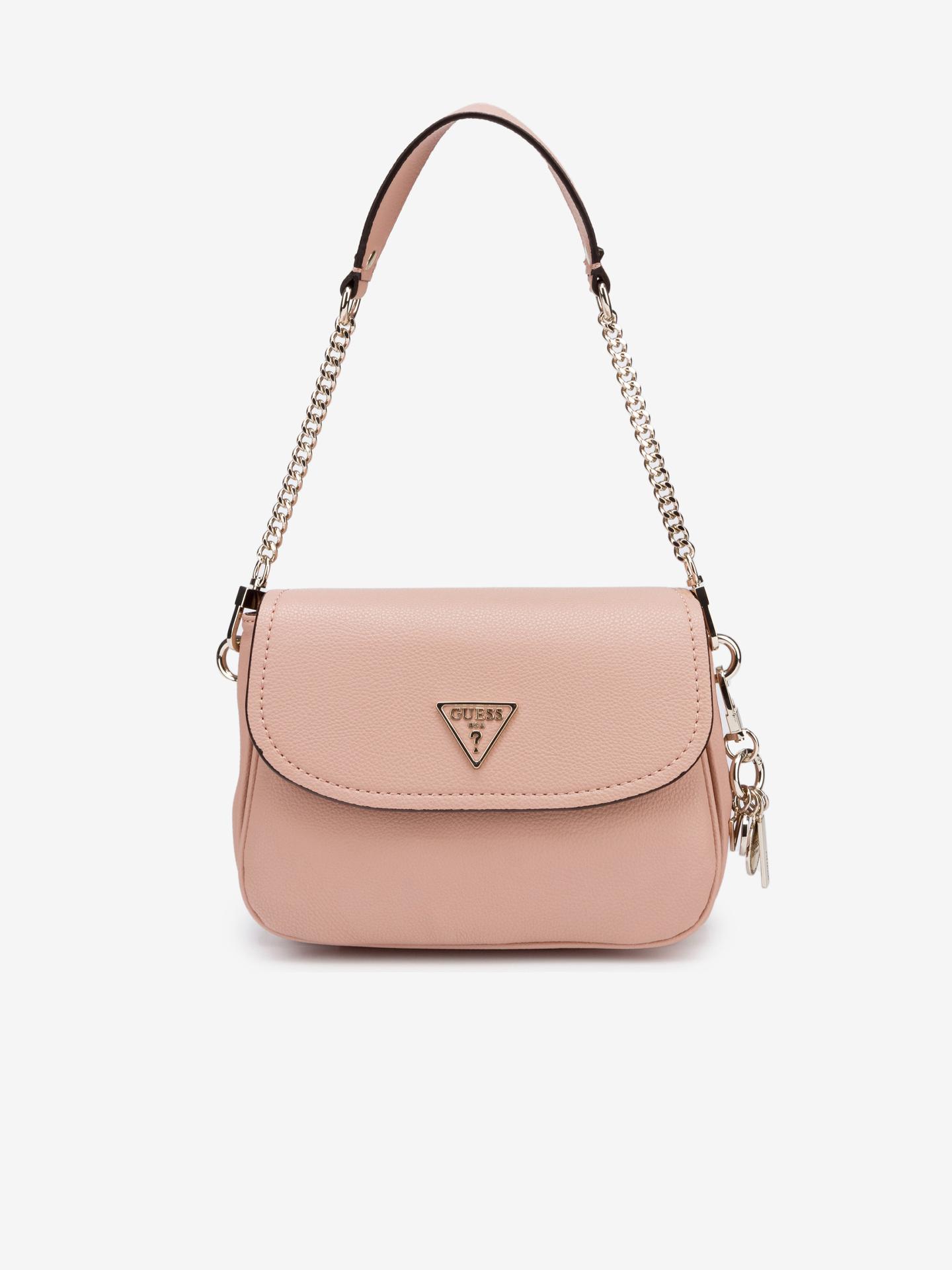Guess розова дамска чанта Destiny