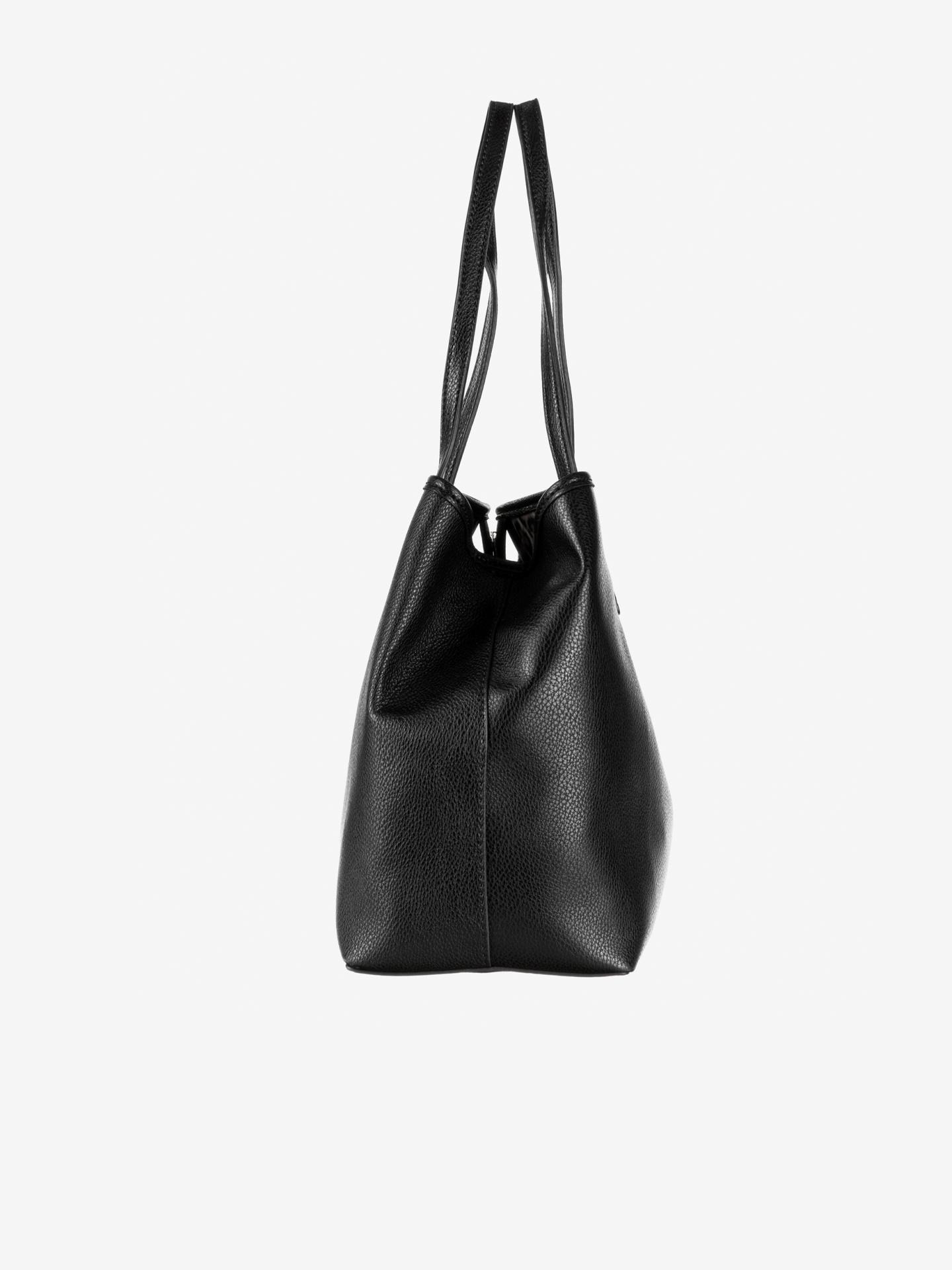 Guess черна дамска чанта Vikky Medium
