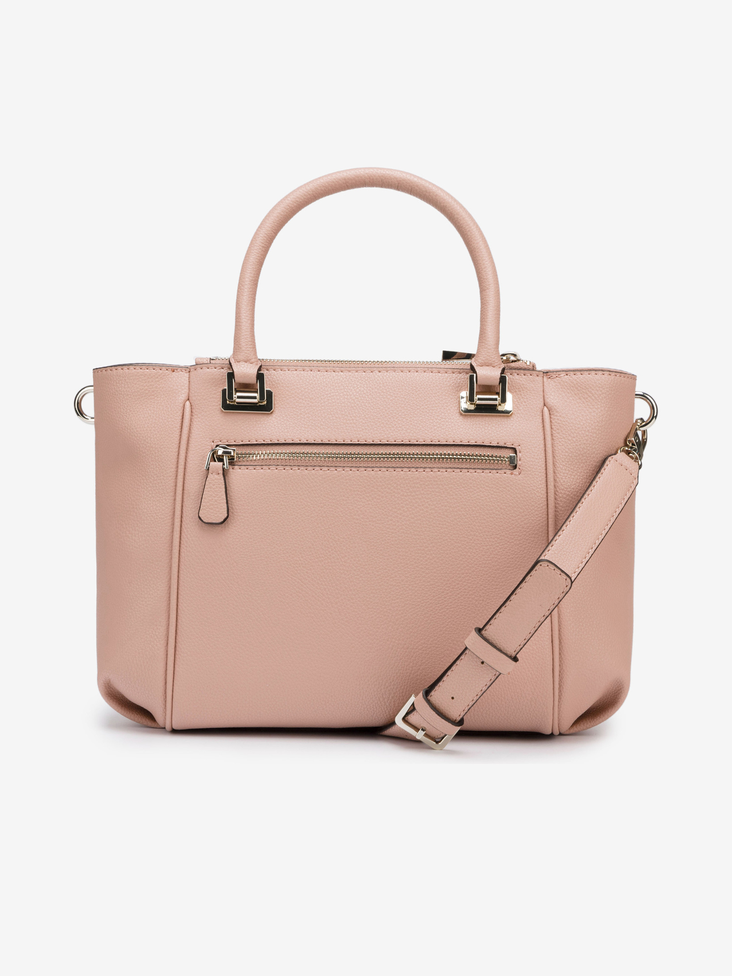 Guess розова дамска чанта Destiny Status