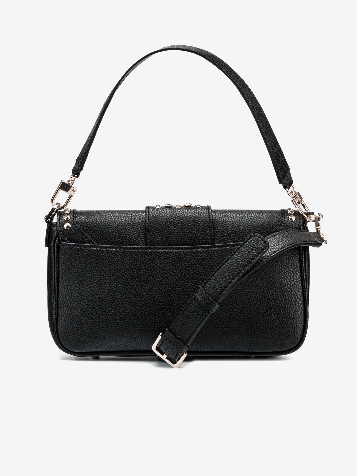 Guess черна дамска чанта Bling