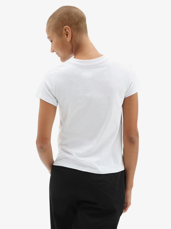 Vans бяла риза
