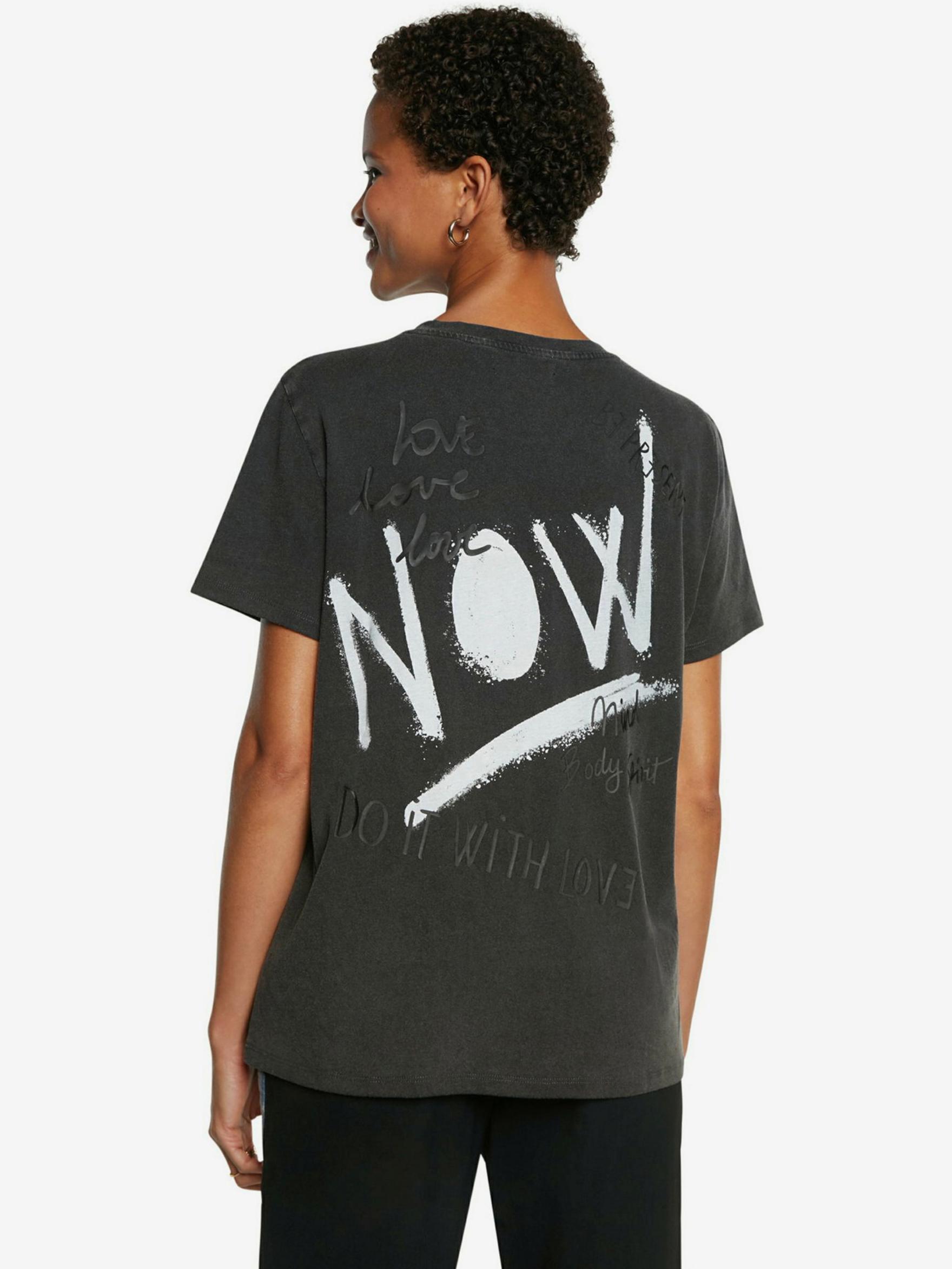 Desigual сива риза Future