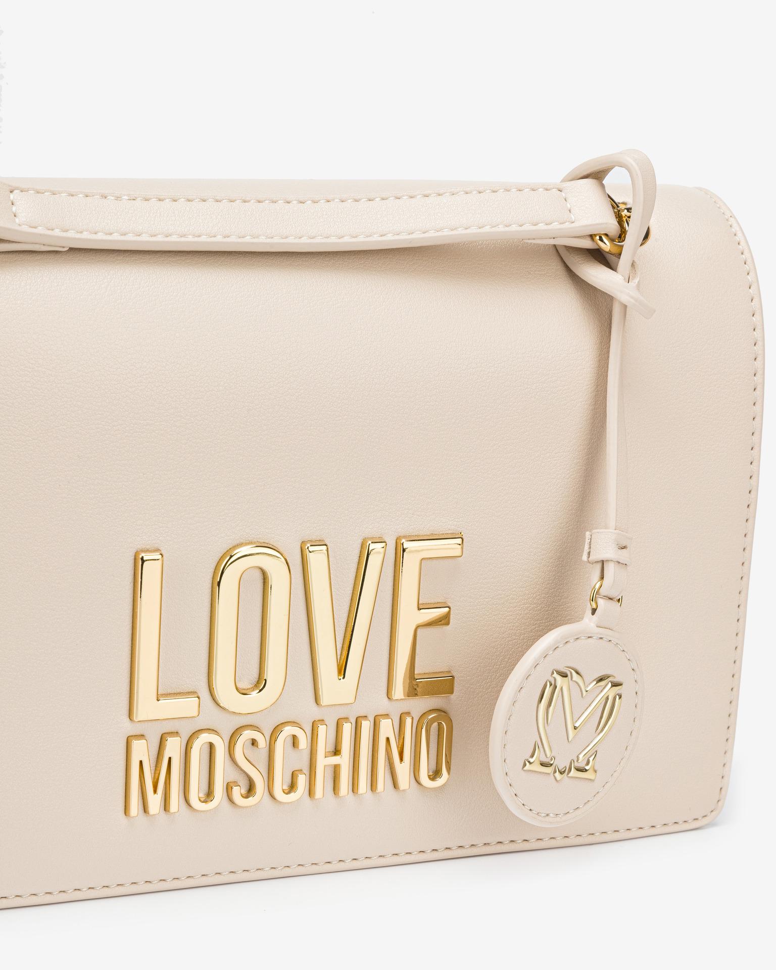 Love Moschino Чанта за през рамо Byal Bezhov