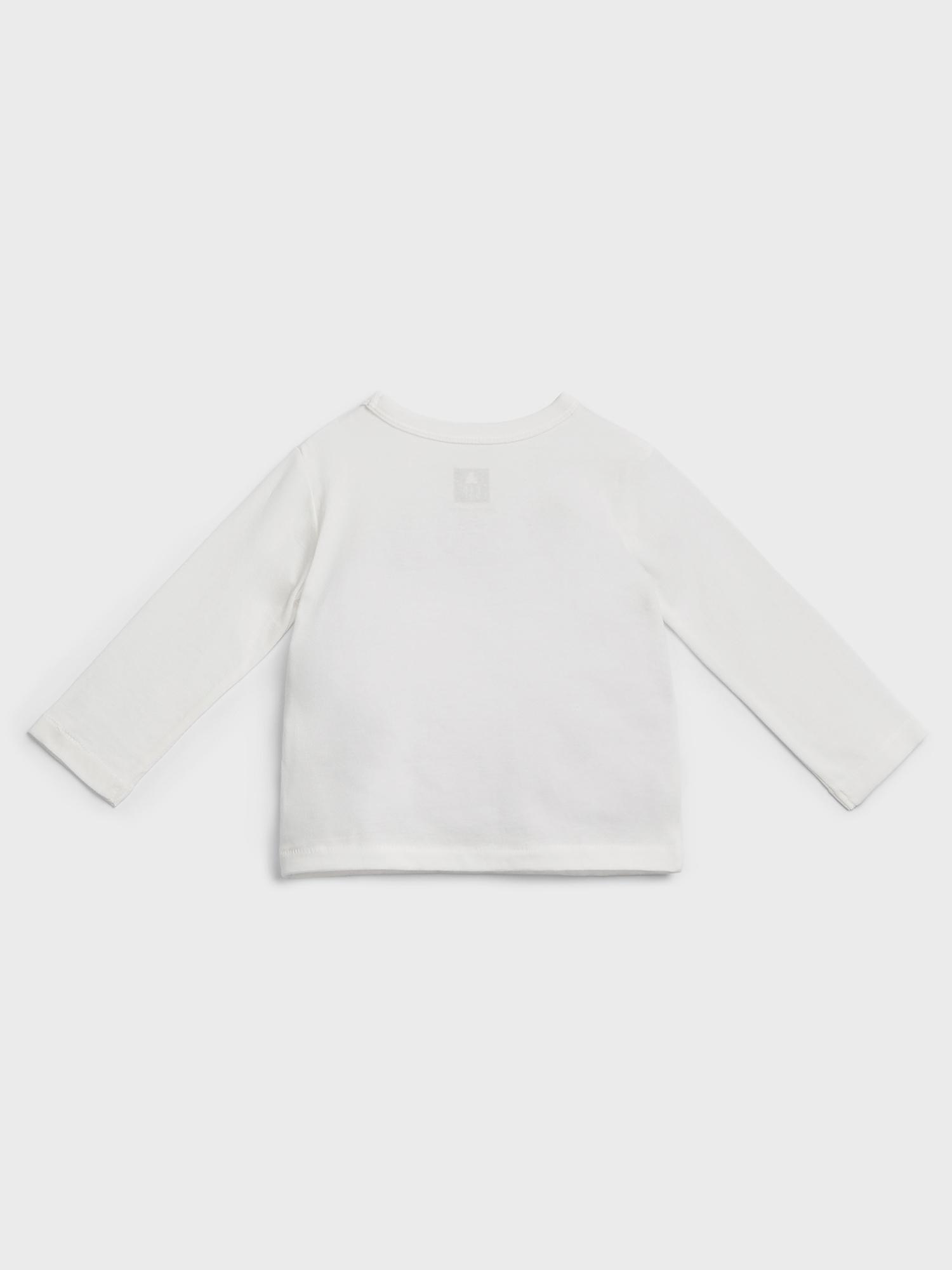 GAP Тениска детска 2 броя Sin Byal