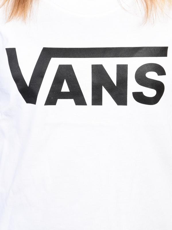 Vans бяла долна Vans FLYING V MUSCLE SCOO