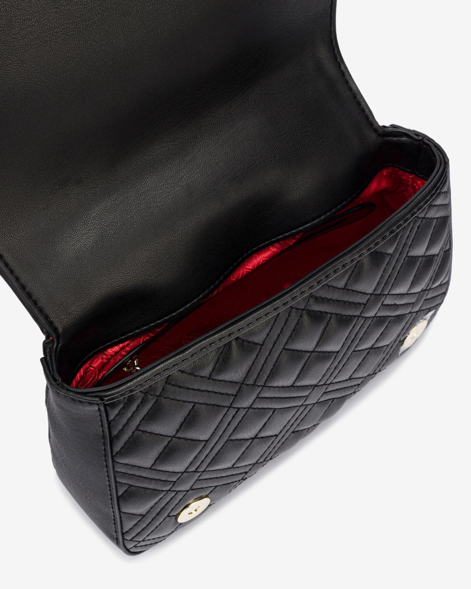 Love Moschino черна дамска чанта