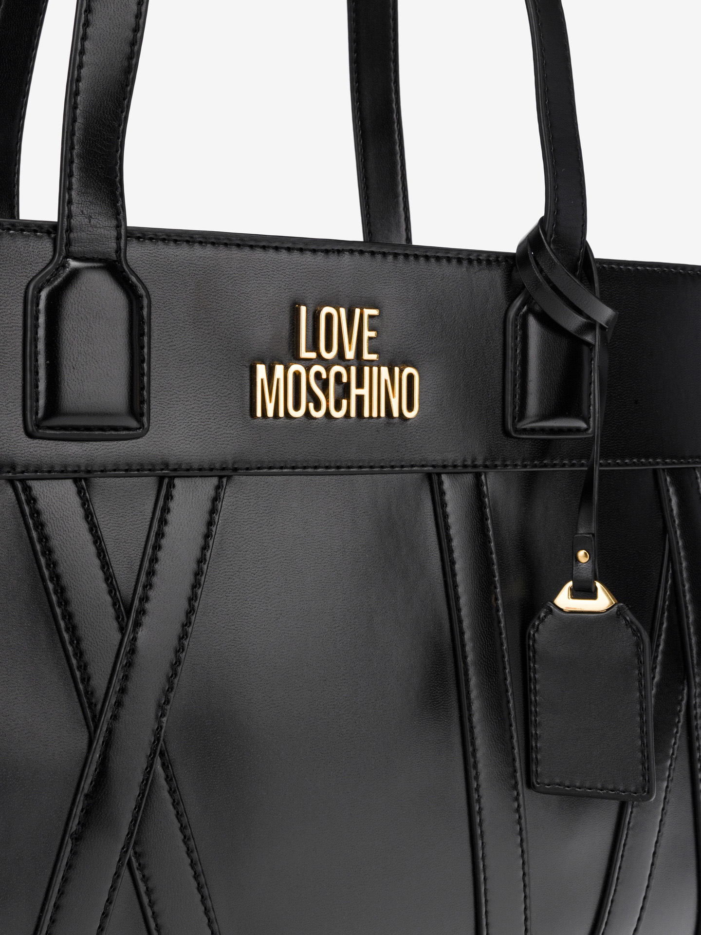 Love Moschino Дамска чанта Cheren