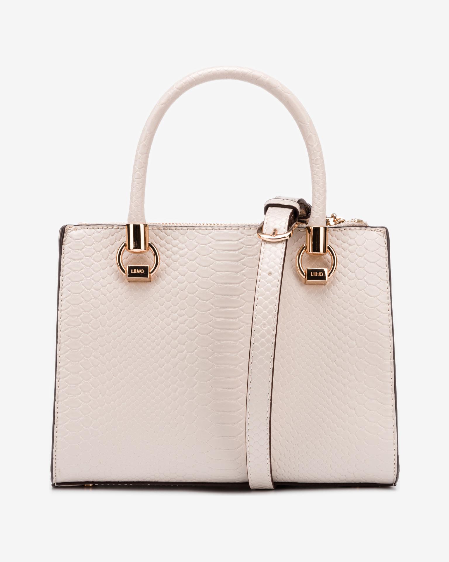 Liu Jo бежова дамска чанта