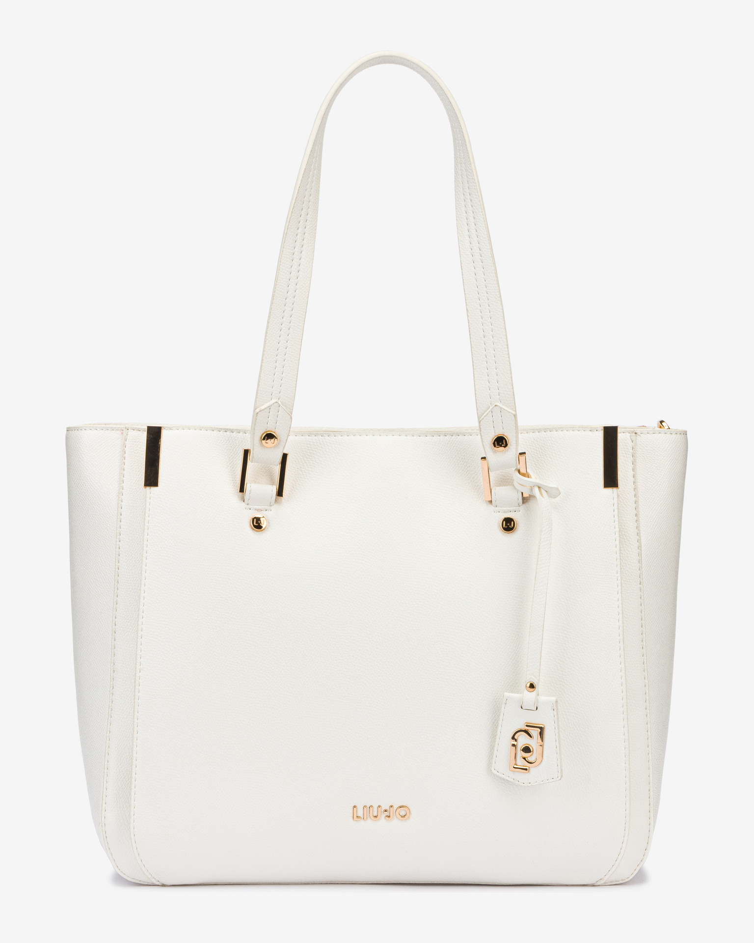 Liu Jo бяла дамска чанта