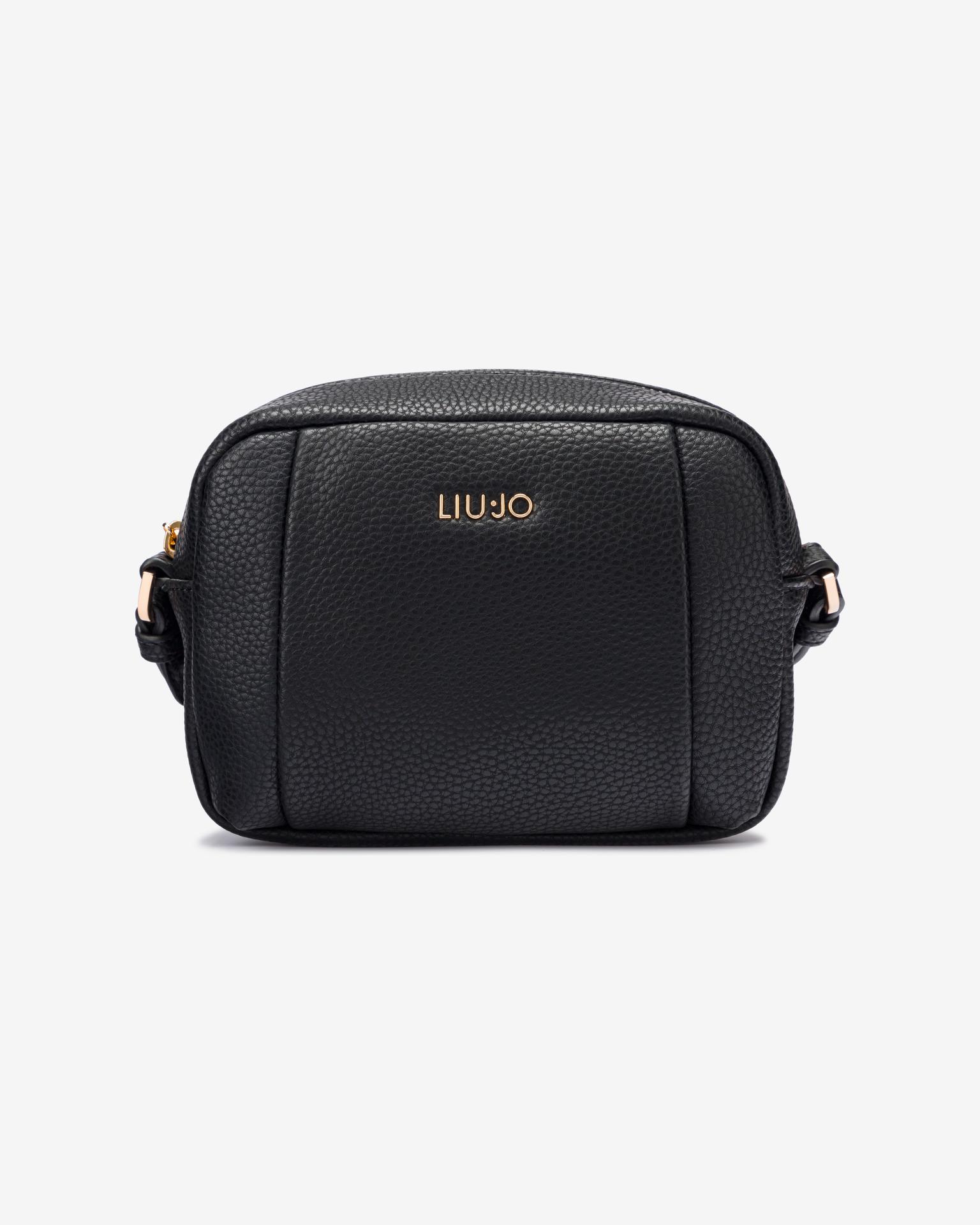 Liu Jo черна crossbody чанта M Beauty