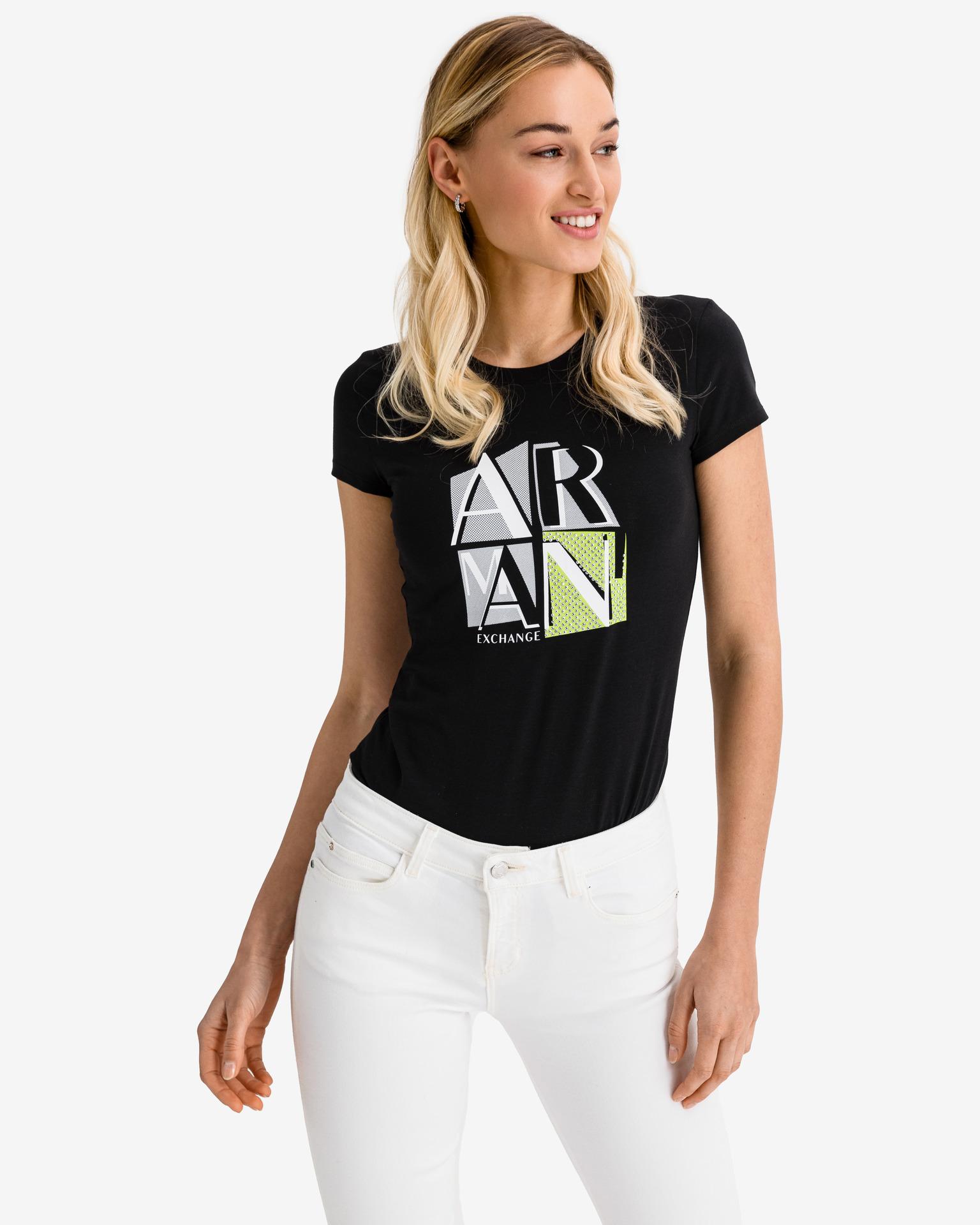 Armani Exchange черна женски риза