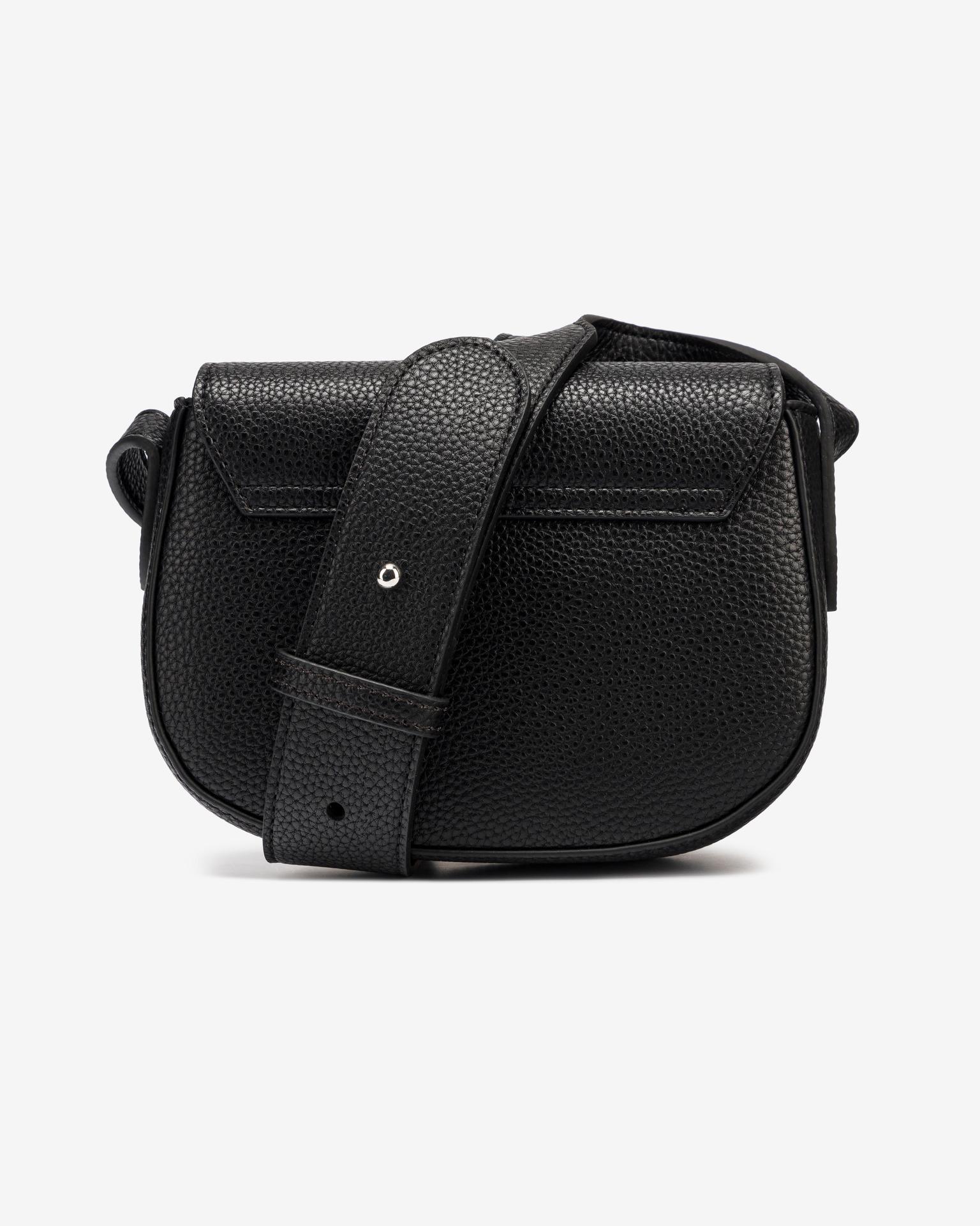 Armani Exchange черна дамска чанта