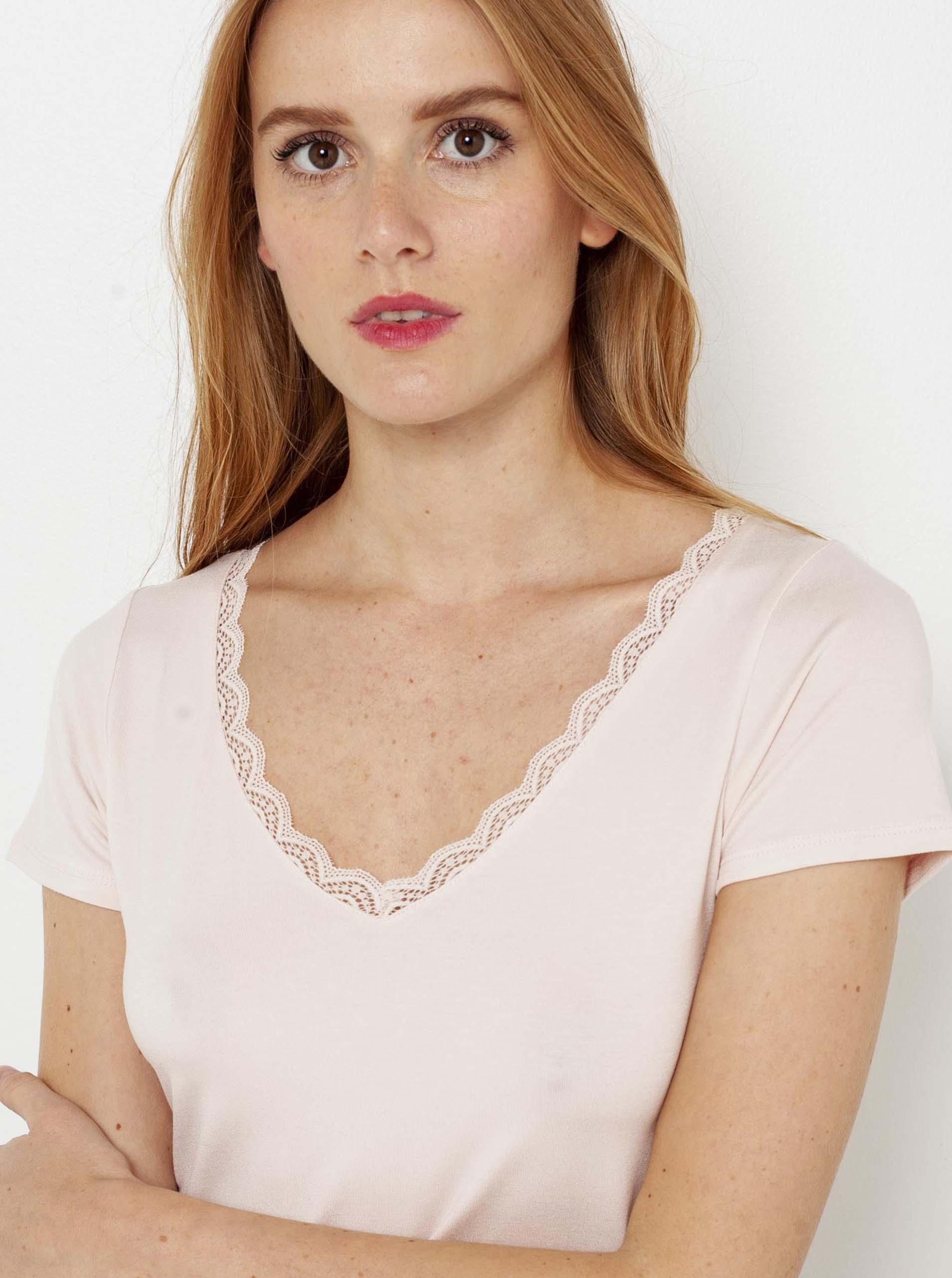 CAMAIEU розова риза