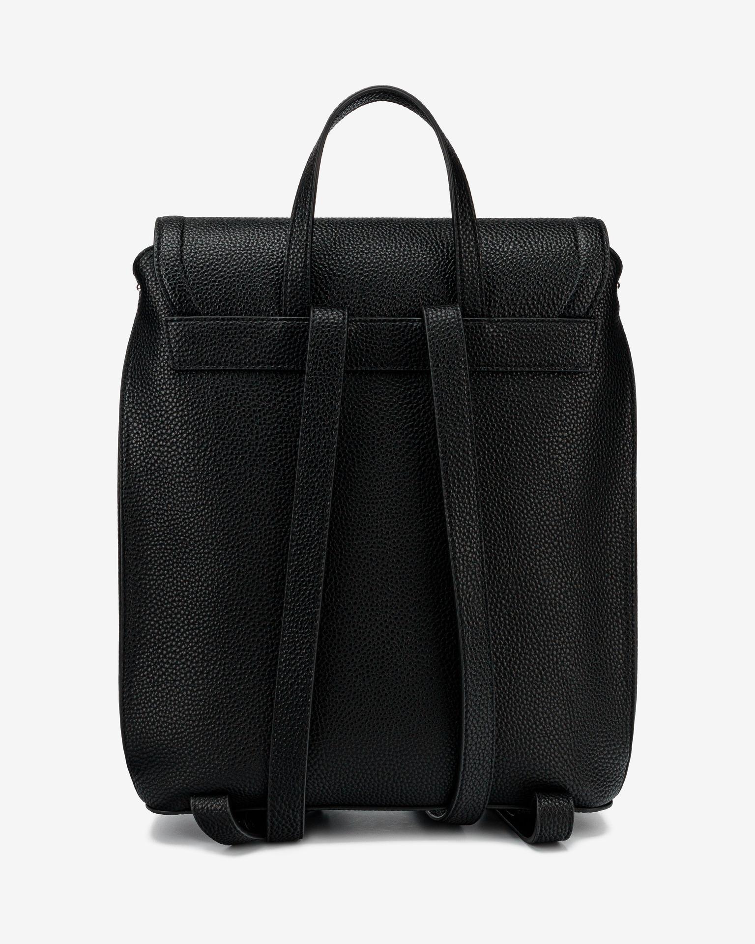 Calvin Klein черна раница Flap