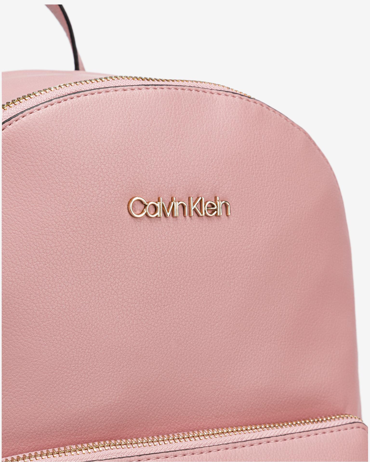 Calvin Klein розова раница Campus Medium