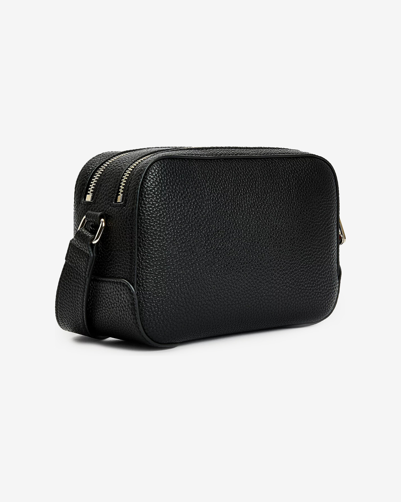 Tommy Hilfiger черна crossbody дамска чанта Essence Camera