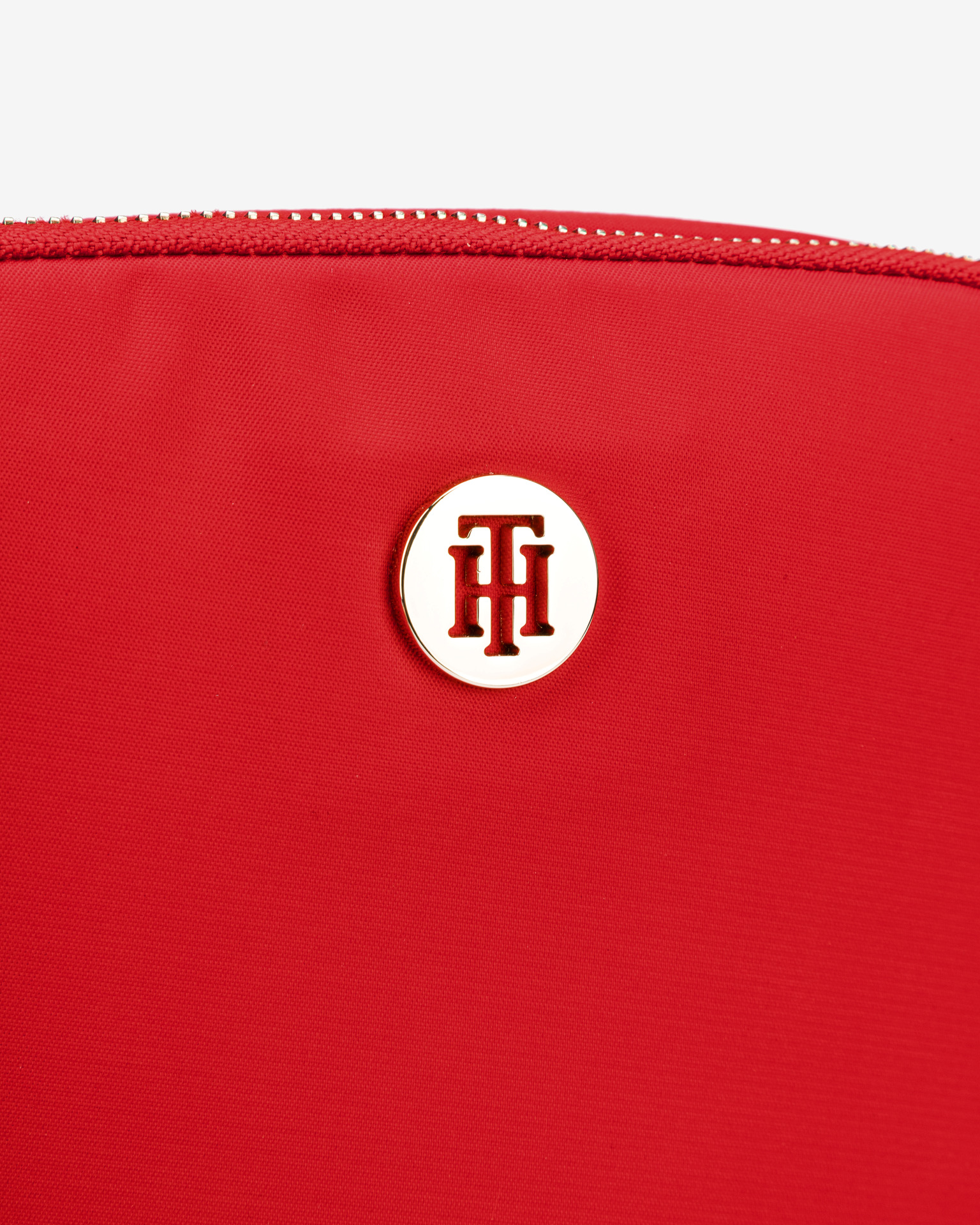 Tommy Hilfiger червена crossbody дамска чанта Poppy