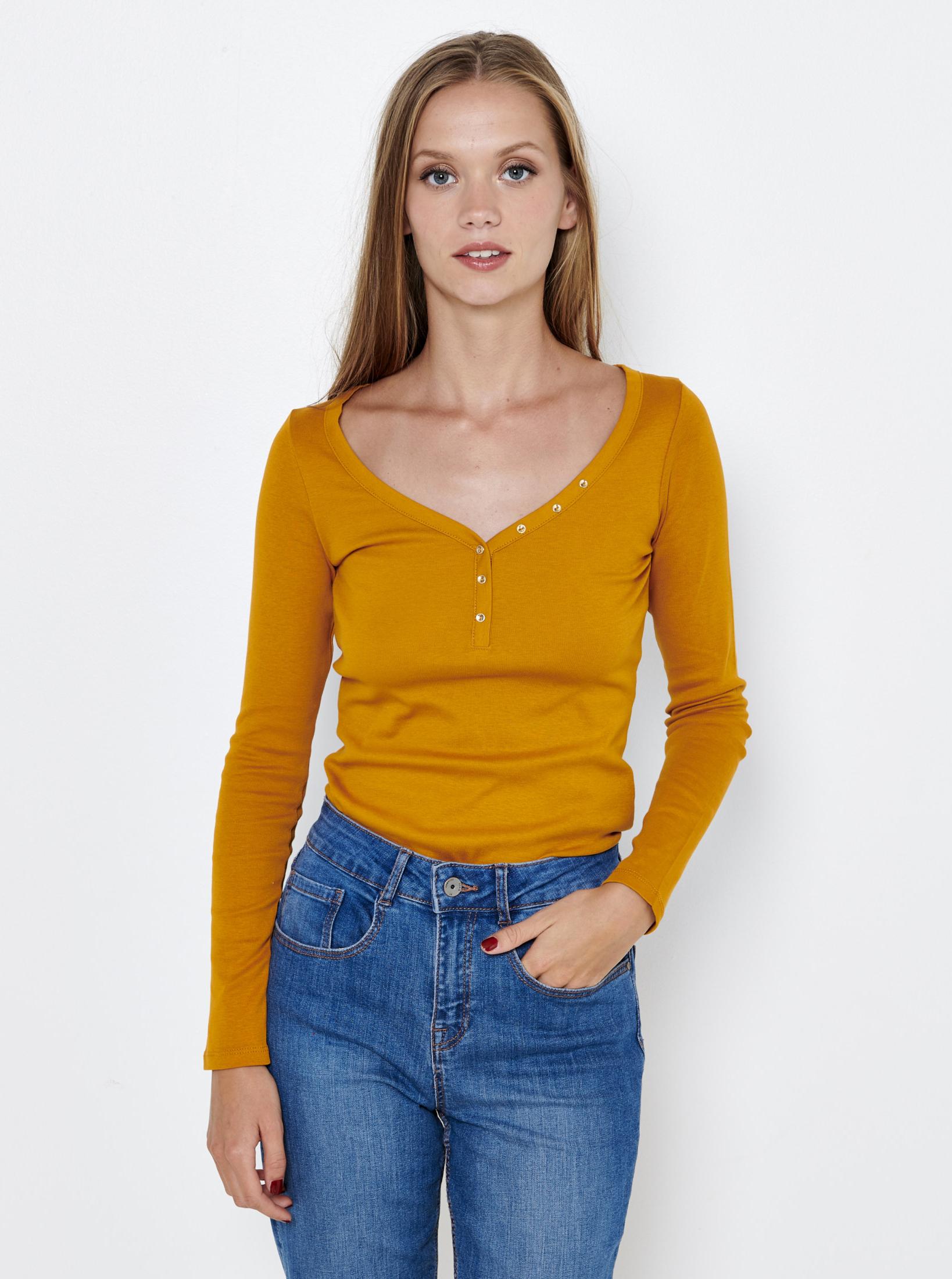 CAMAIEU горчица риза