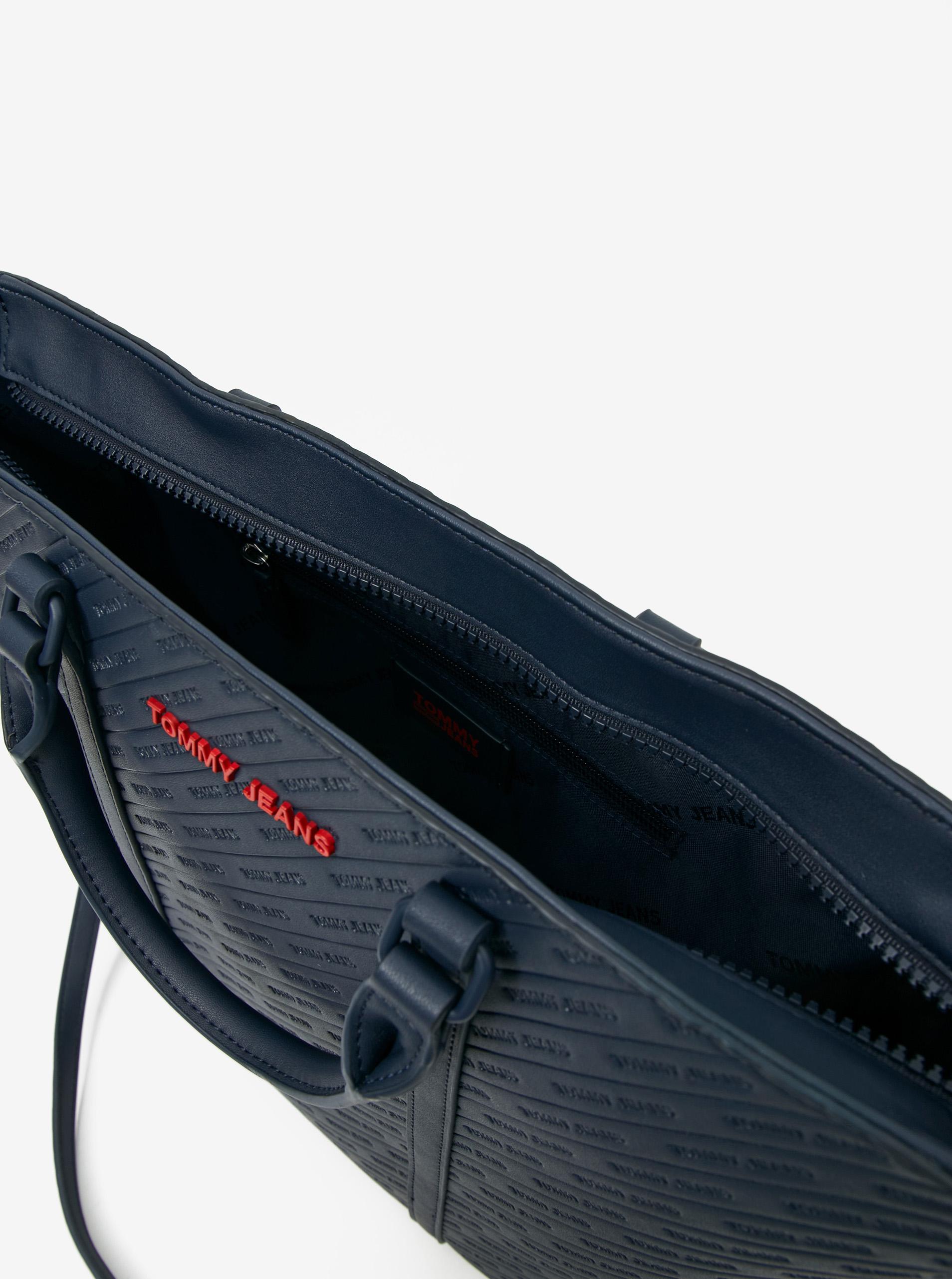 Tommy Hilfiger синя дамска чанта