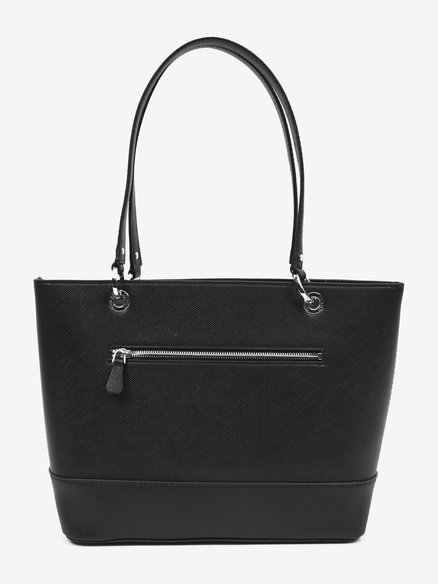 Guess черна дамска чанта Noelle Elite