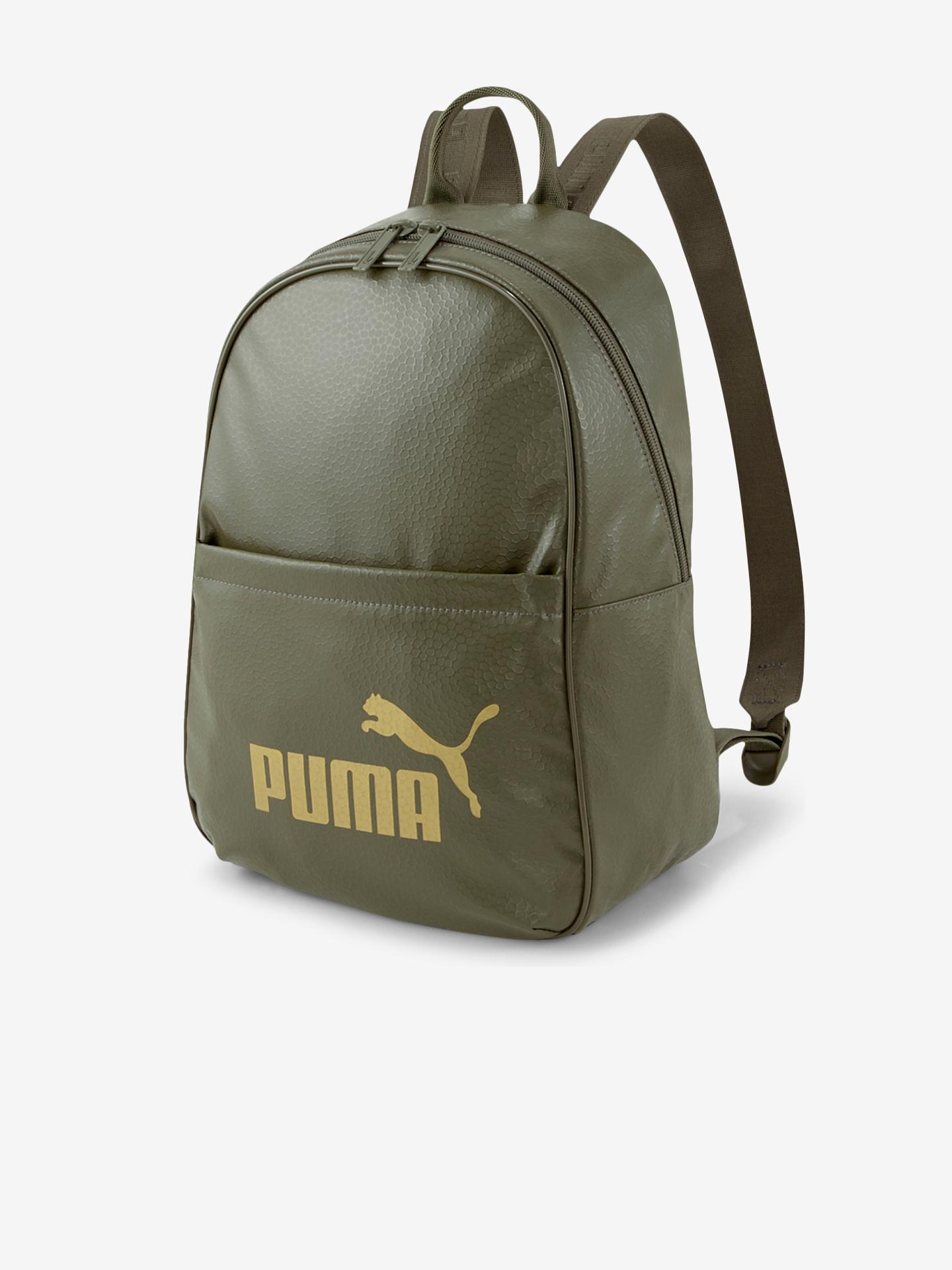 Puma Core Up Раница Zelen