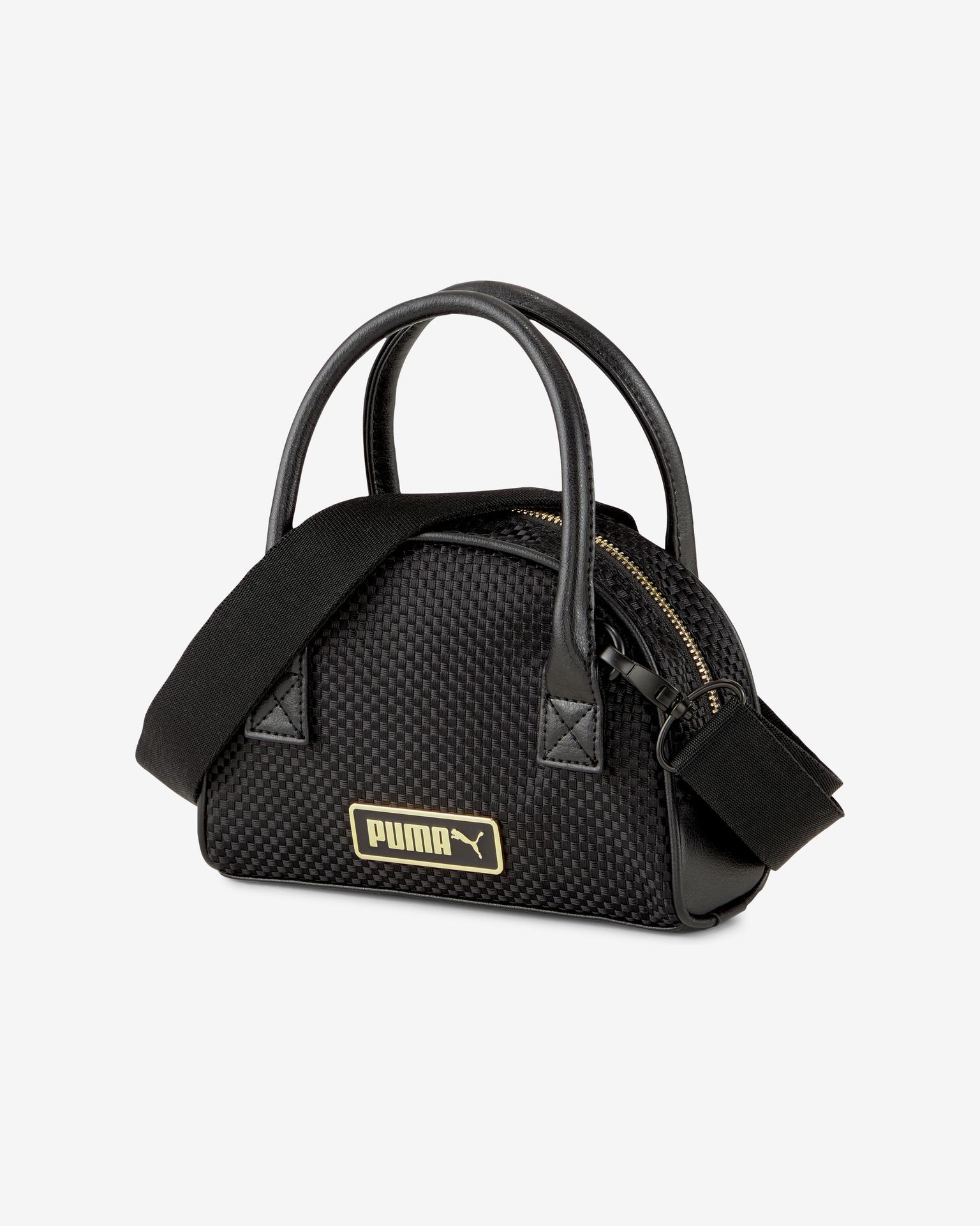 Puma Prime Premium Mini Дамска чанта Cheren