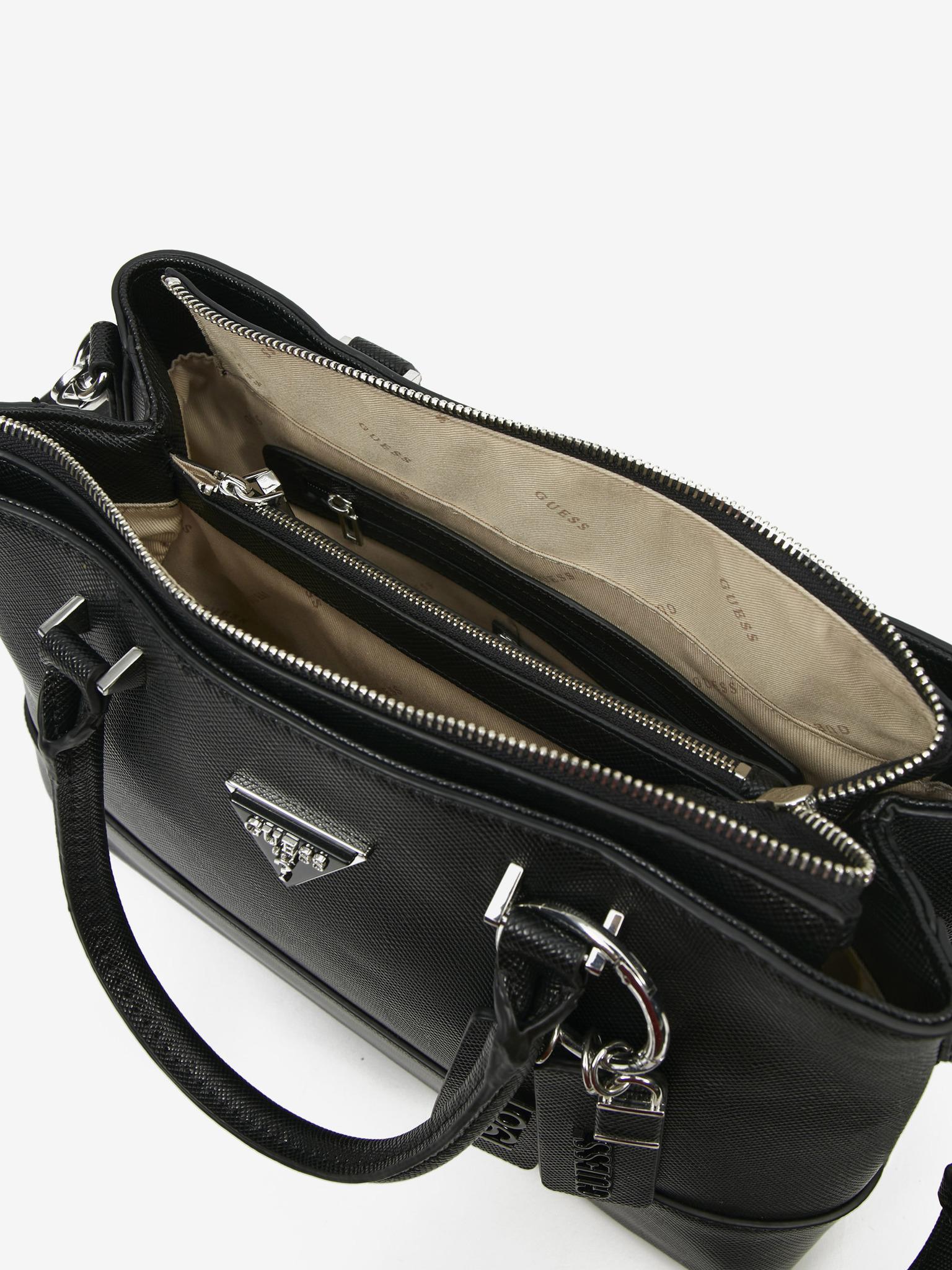 Guess черна дамска чанта Cordelia Luxury