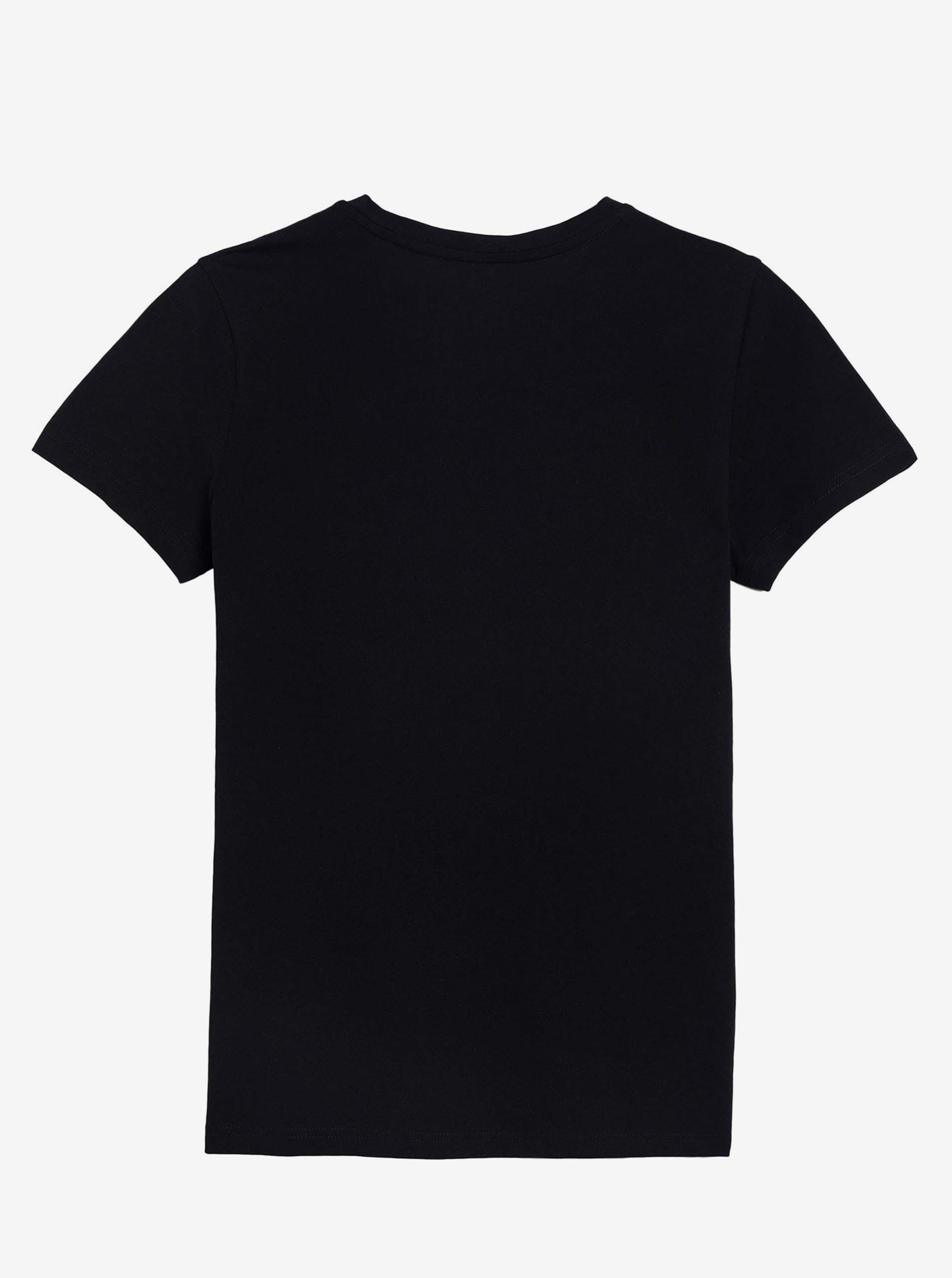 Puma Дамска тениска черно