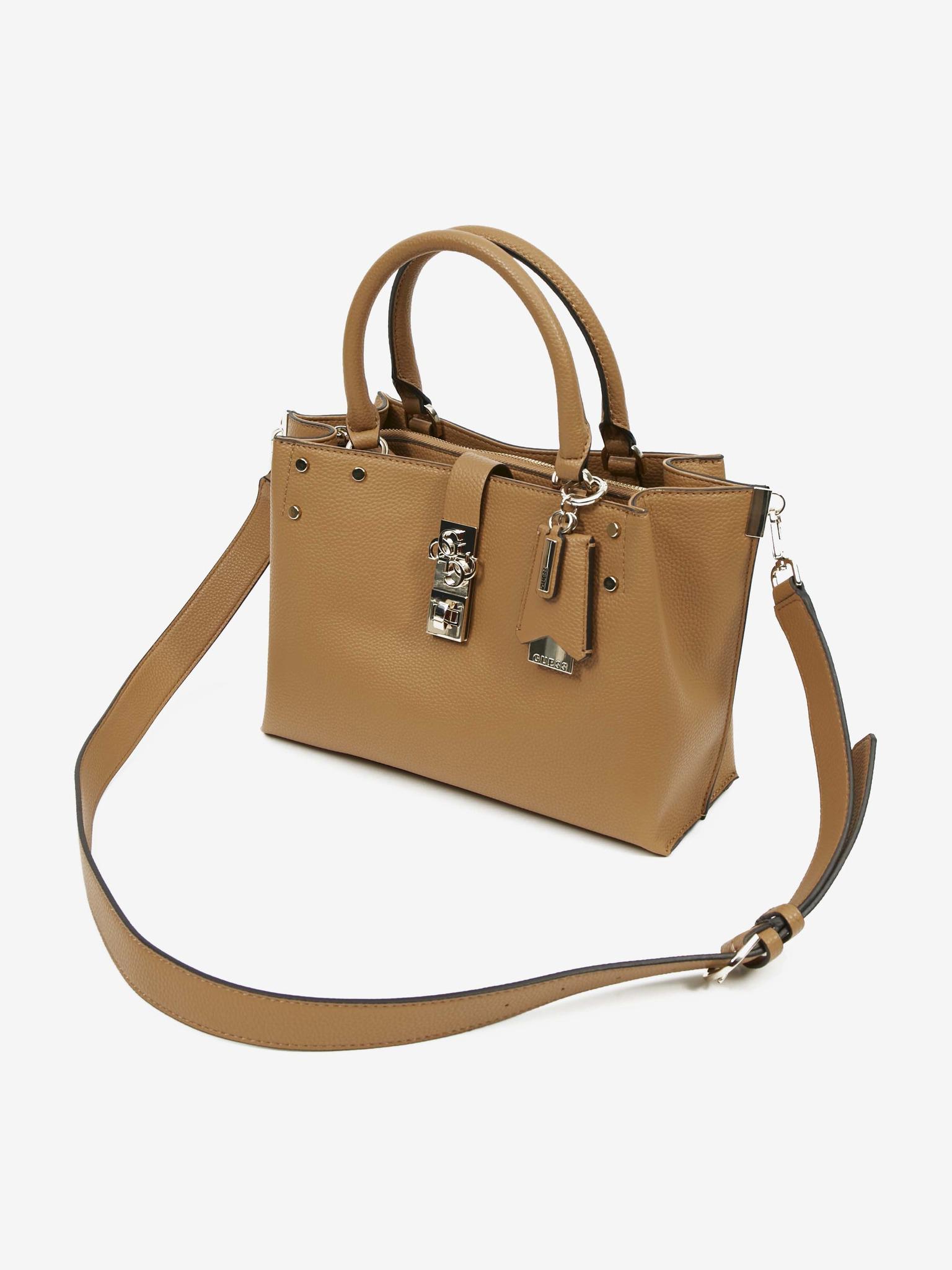Albury Small Girlfriend Handbag Guess