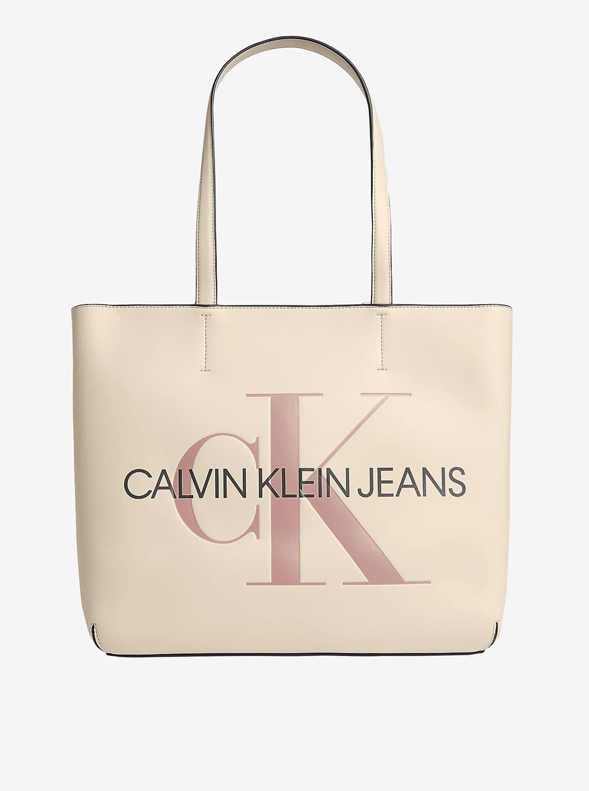 Calvin Klein сметанова / кремова купувач
