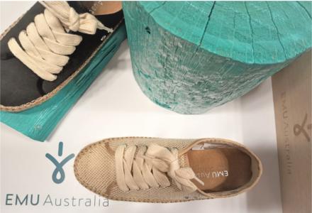 Памук Emu Shoes - стил за пролетния стил
