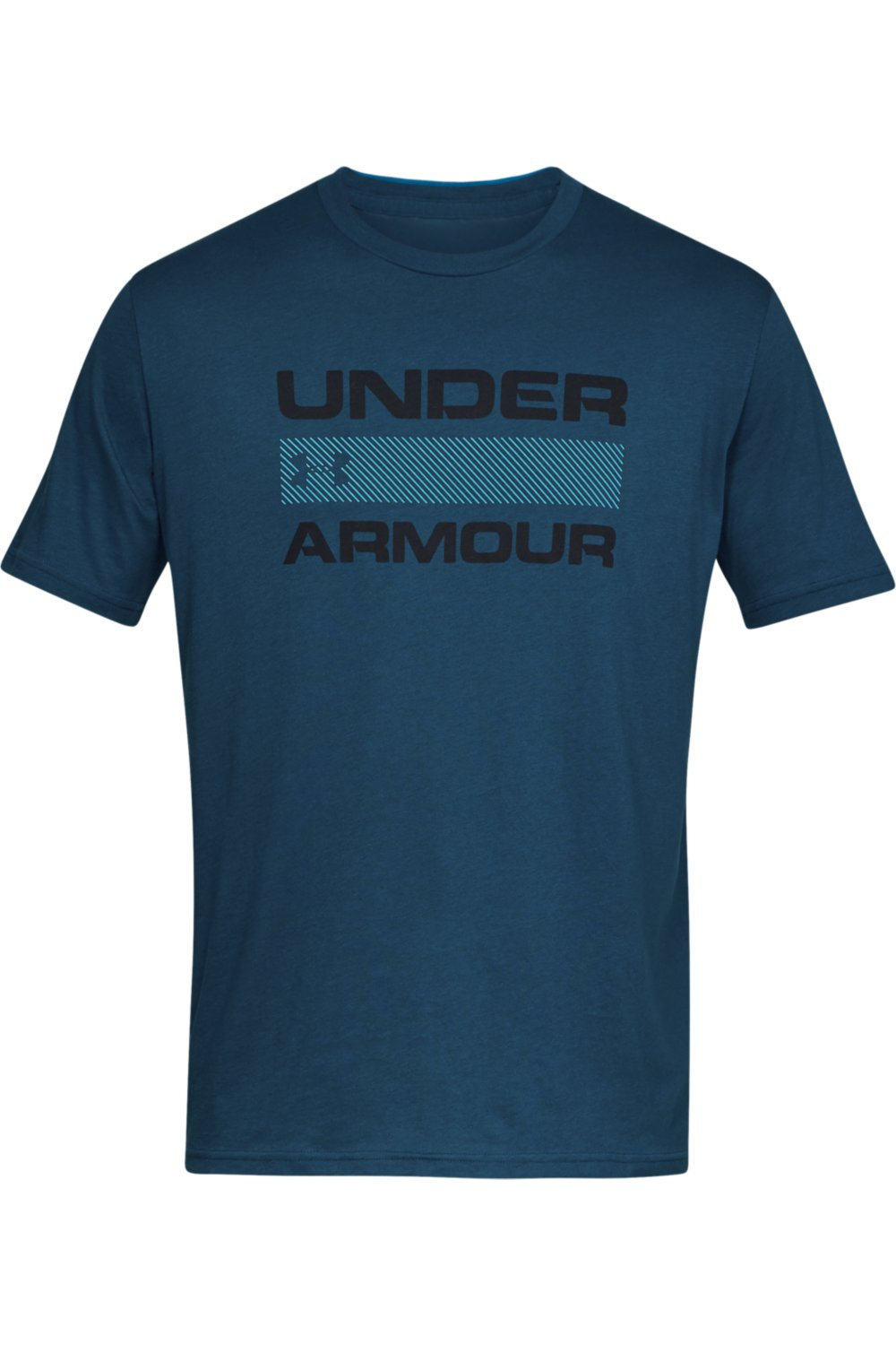 Under Armour сини мъжки риза Team Issue Wordmark Ss
