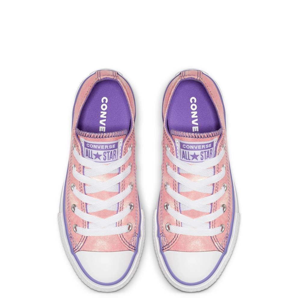 Converse розови маратонки Chuck Taylor All Star Ox Bleached Coral