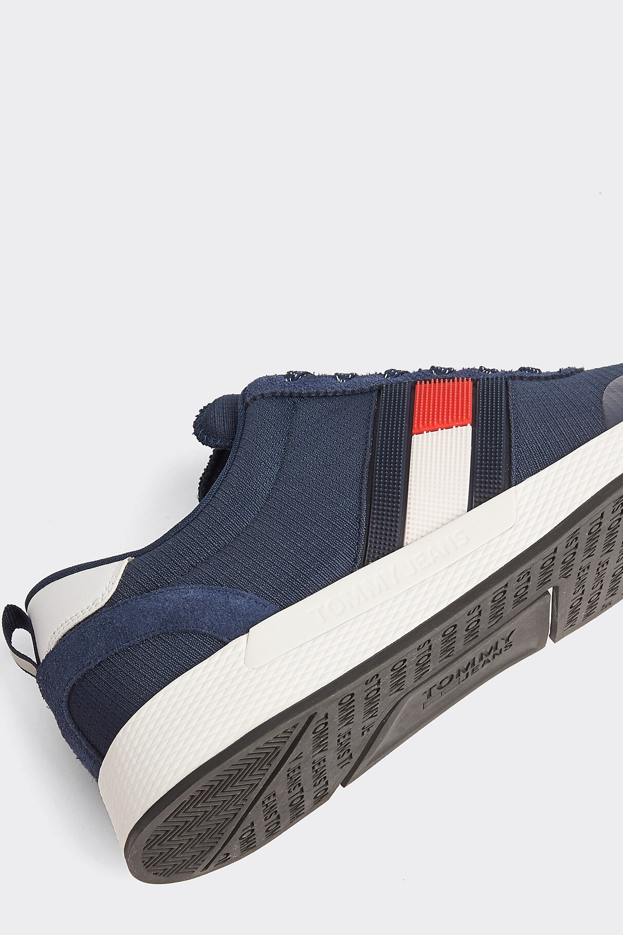 Tommy Hilfiger сини мъжки кецове Flag Flexi Tommy Jeans Sneaker Ink