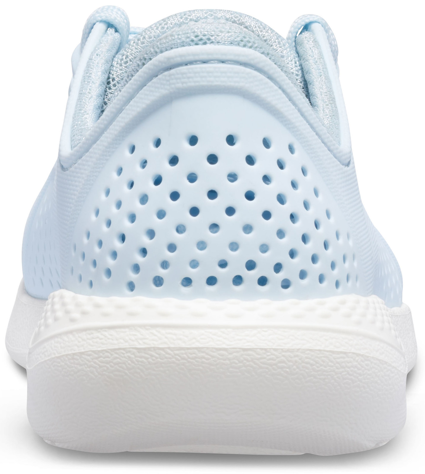 Crocs сини кецове LiteRide pacer Mineral Blue/White