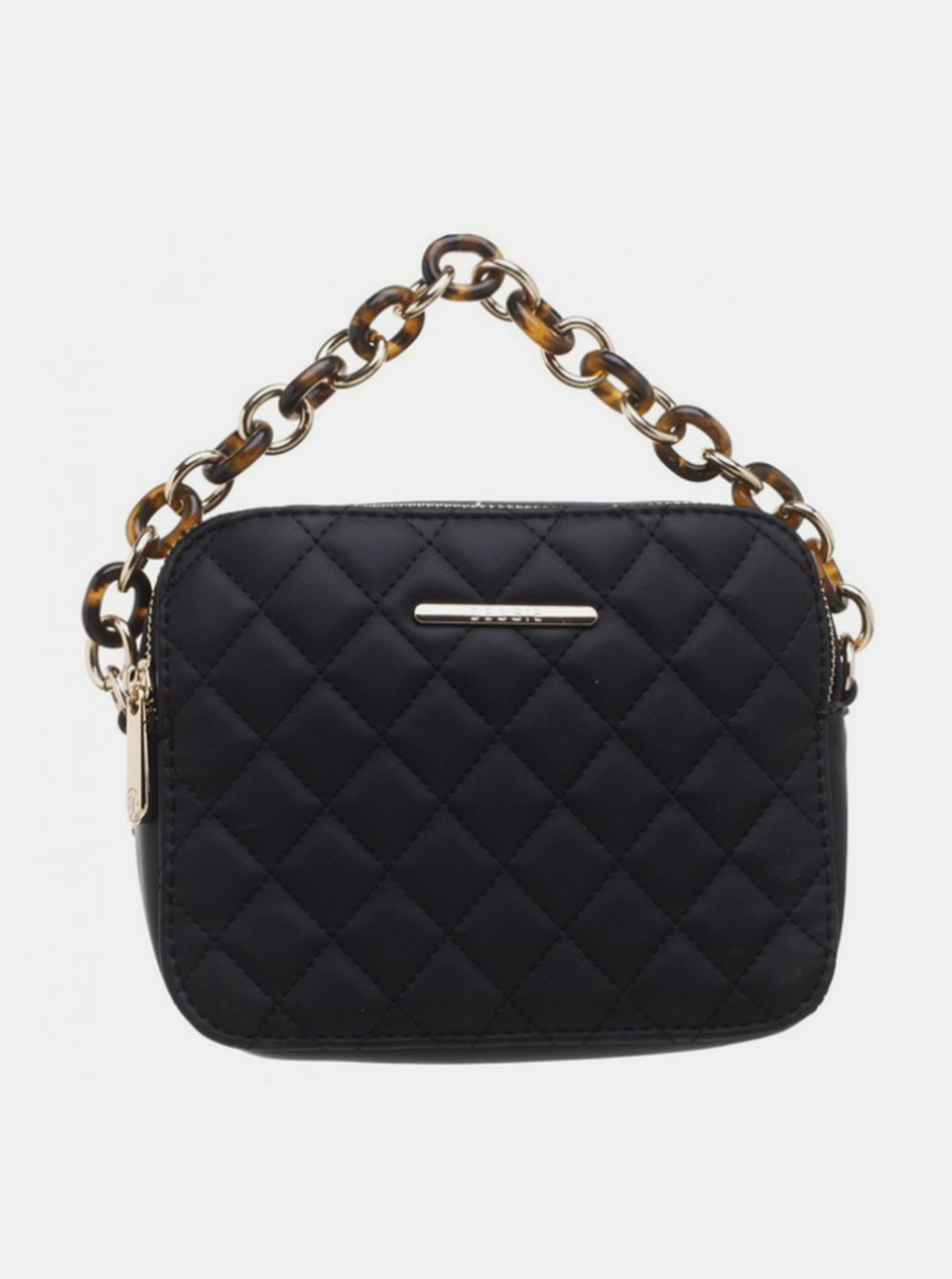 Черна малка чанта Bessie London