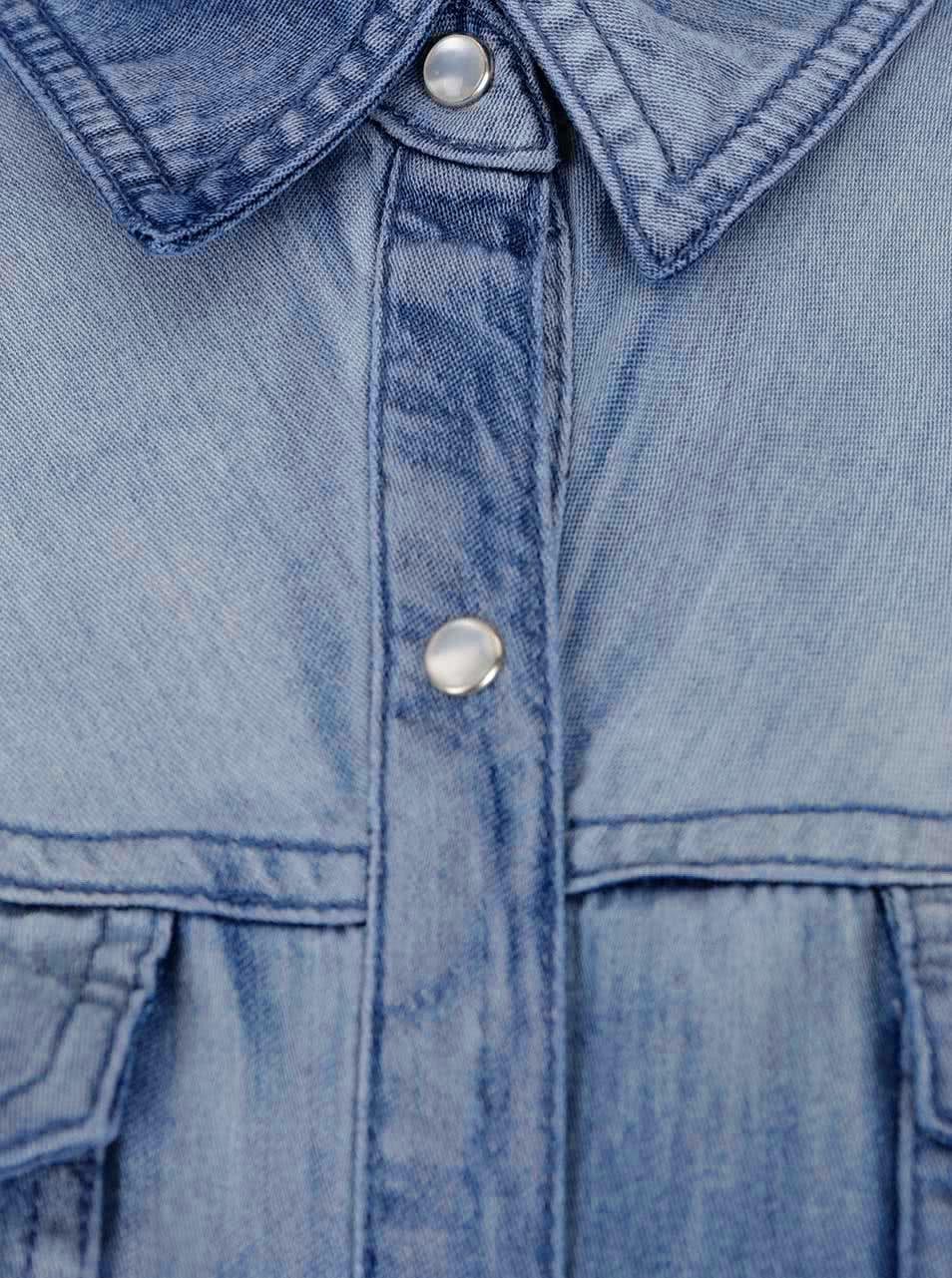 Vila сини риза Bista