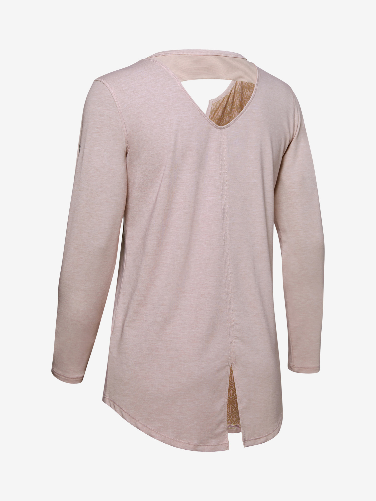 Тениска Under Armour Recovery Sleepwear Longsleeve