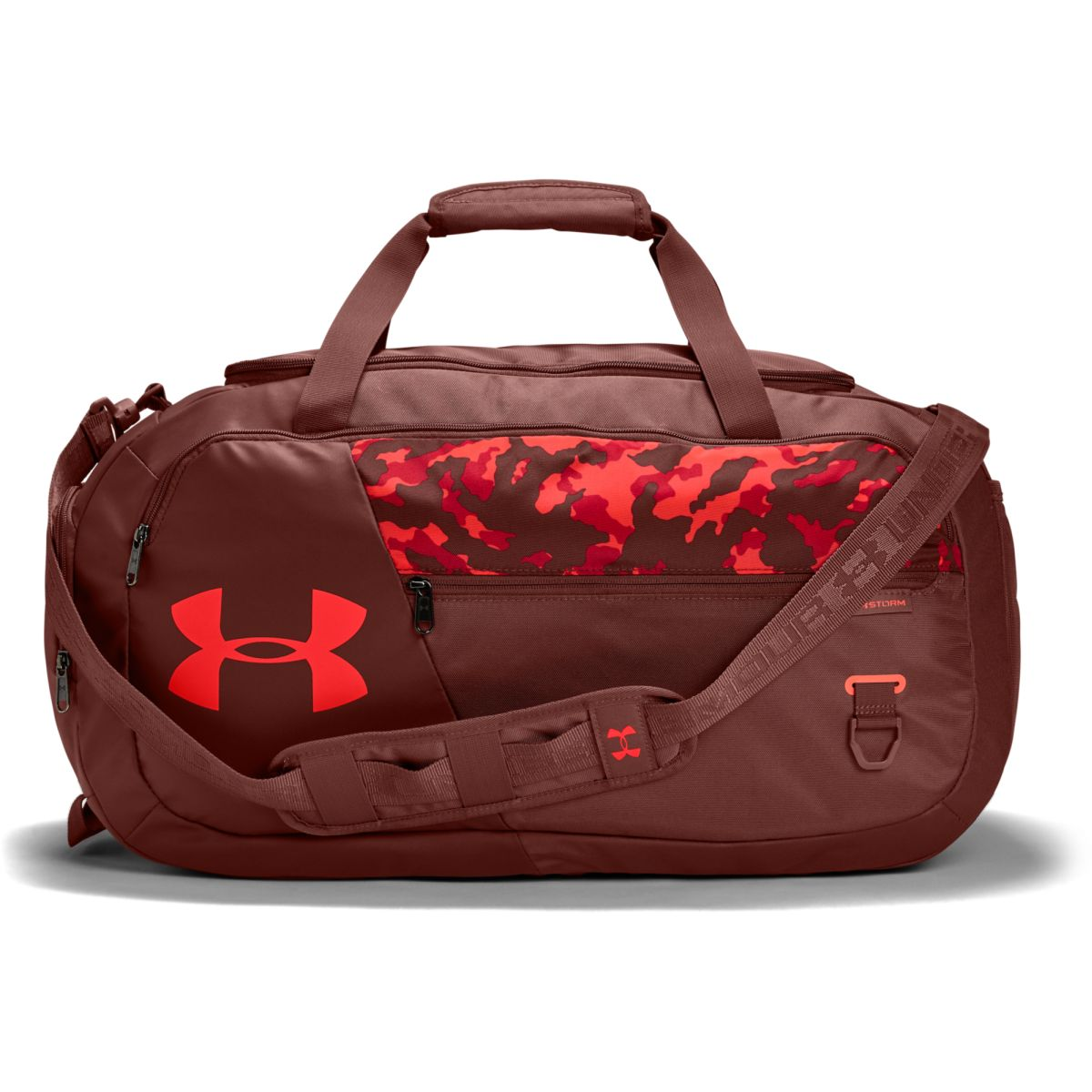 Чанта Under Armour UA Undeniable 4.0 Duffle MD-RED