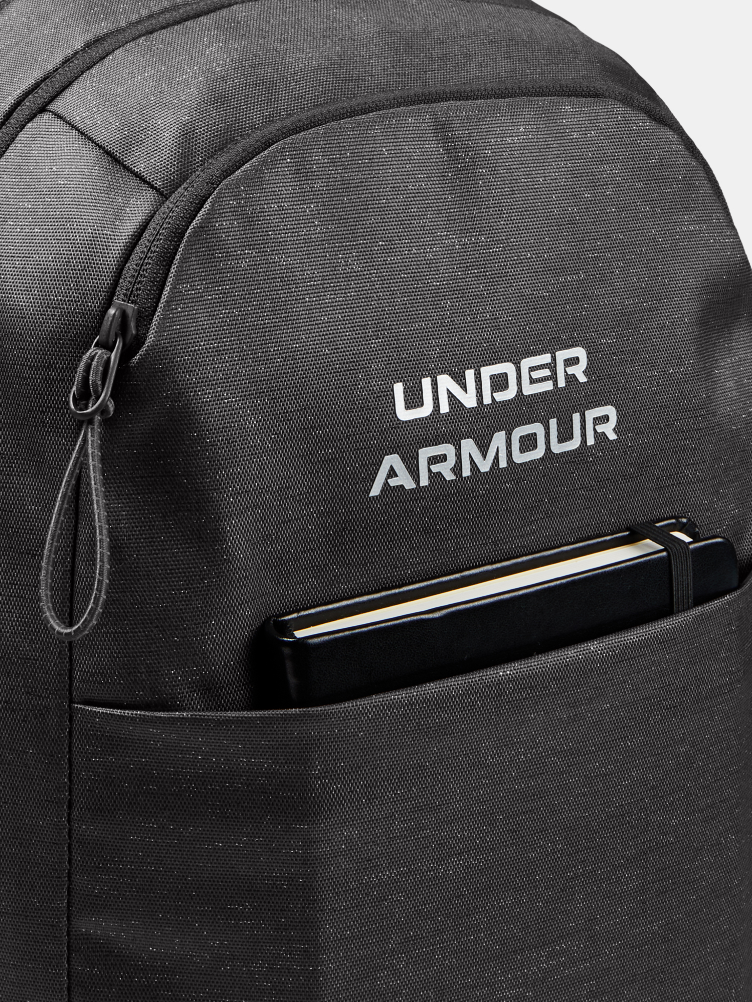 Раница Under Armour Hustle Signature Backpack-GRY