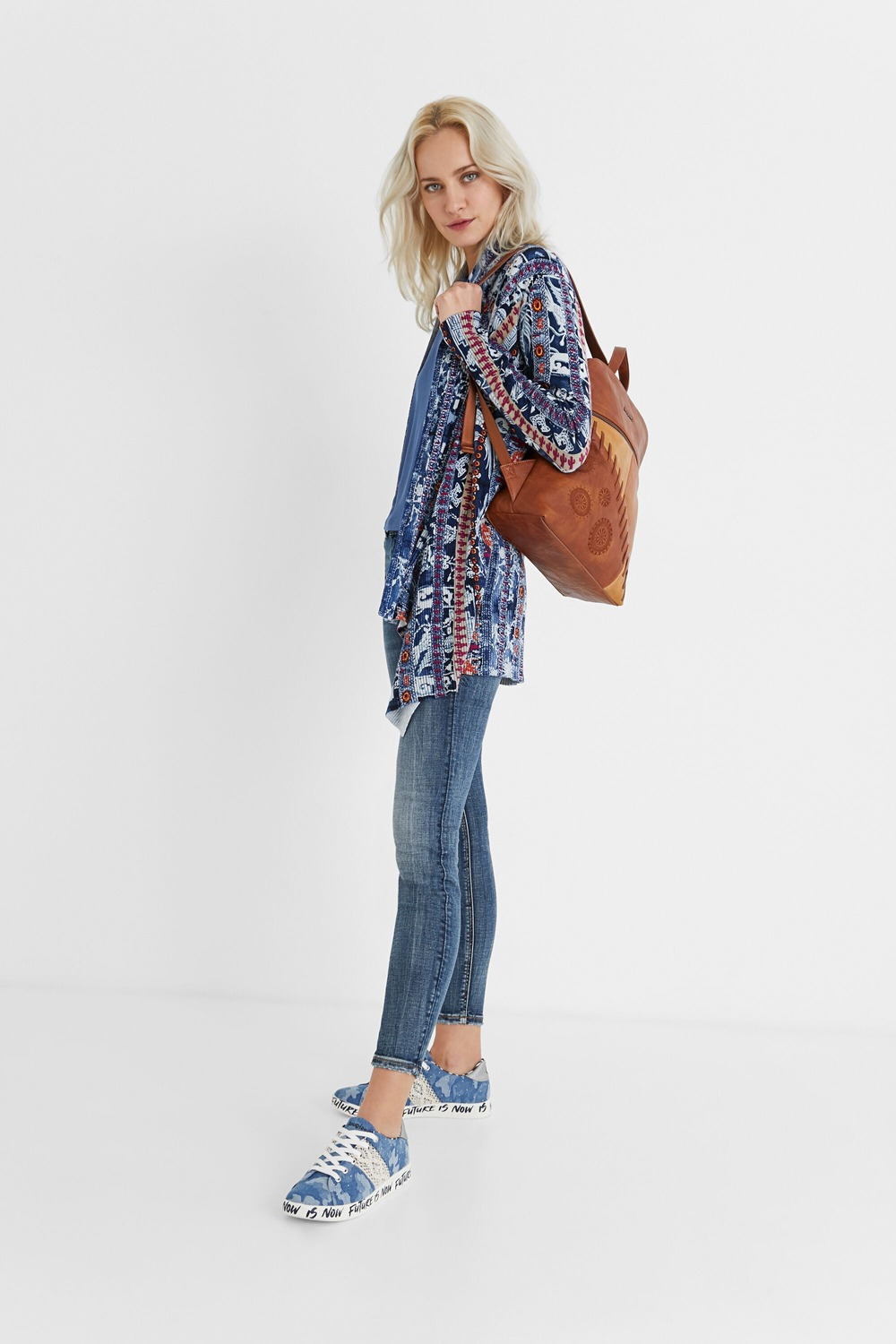Desigual кафяви раница Back Parker Nanaimo