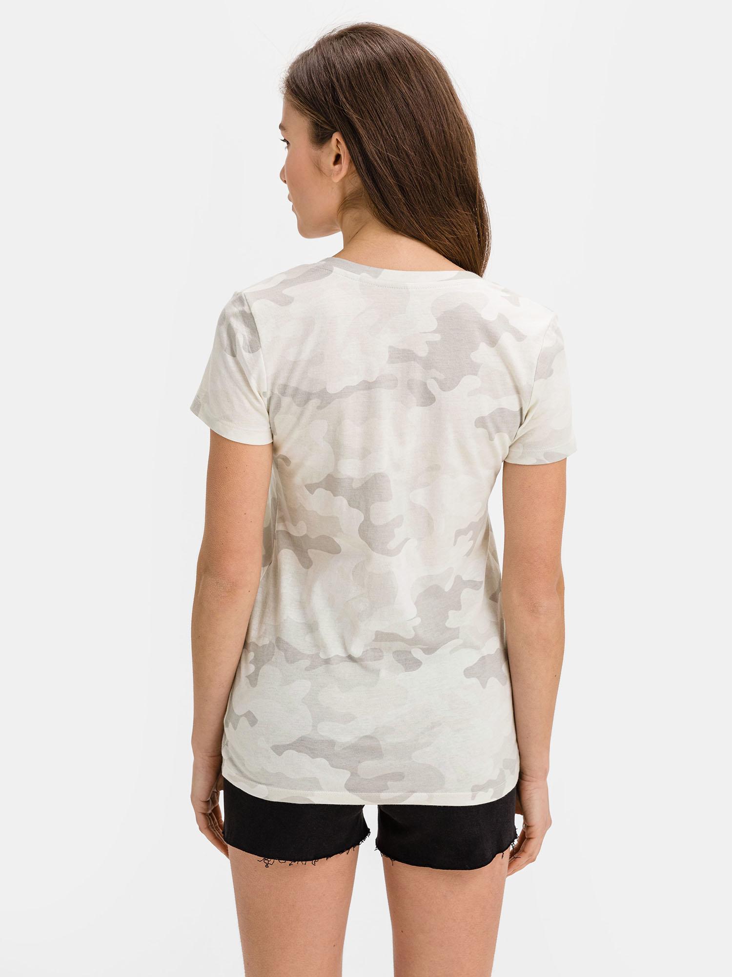 GAP сиви риза с шарка